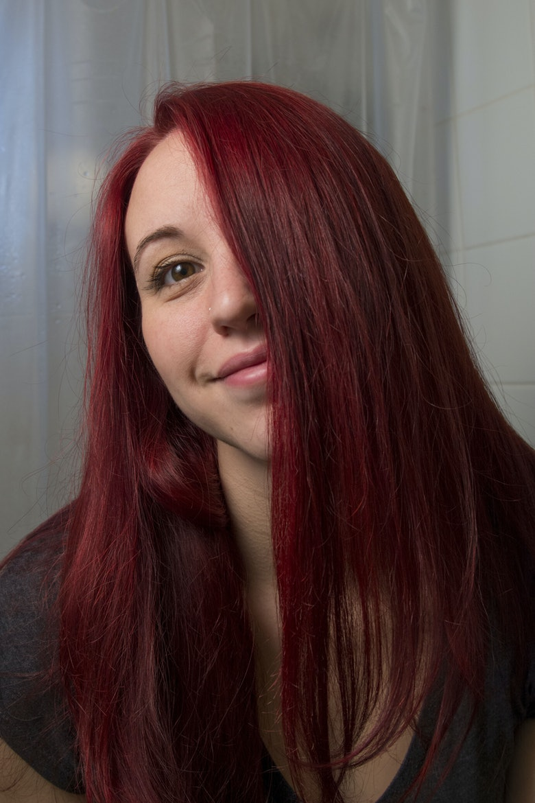 Bring Out Natural Red Highlights In Hair Without Dying