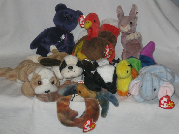 the most valuable beanie babies could be hiding in your closet bustle. Black Bedroom Furniture Sets. Home Design Ideas