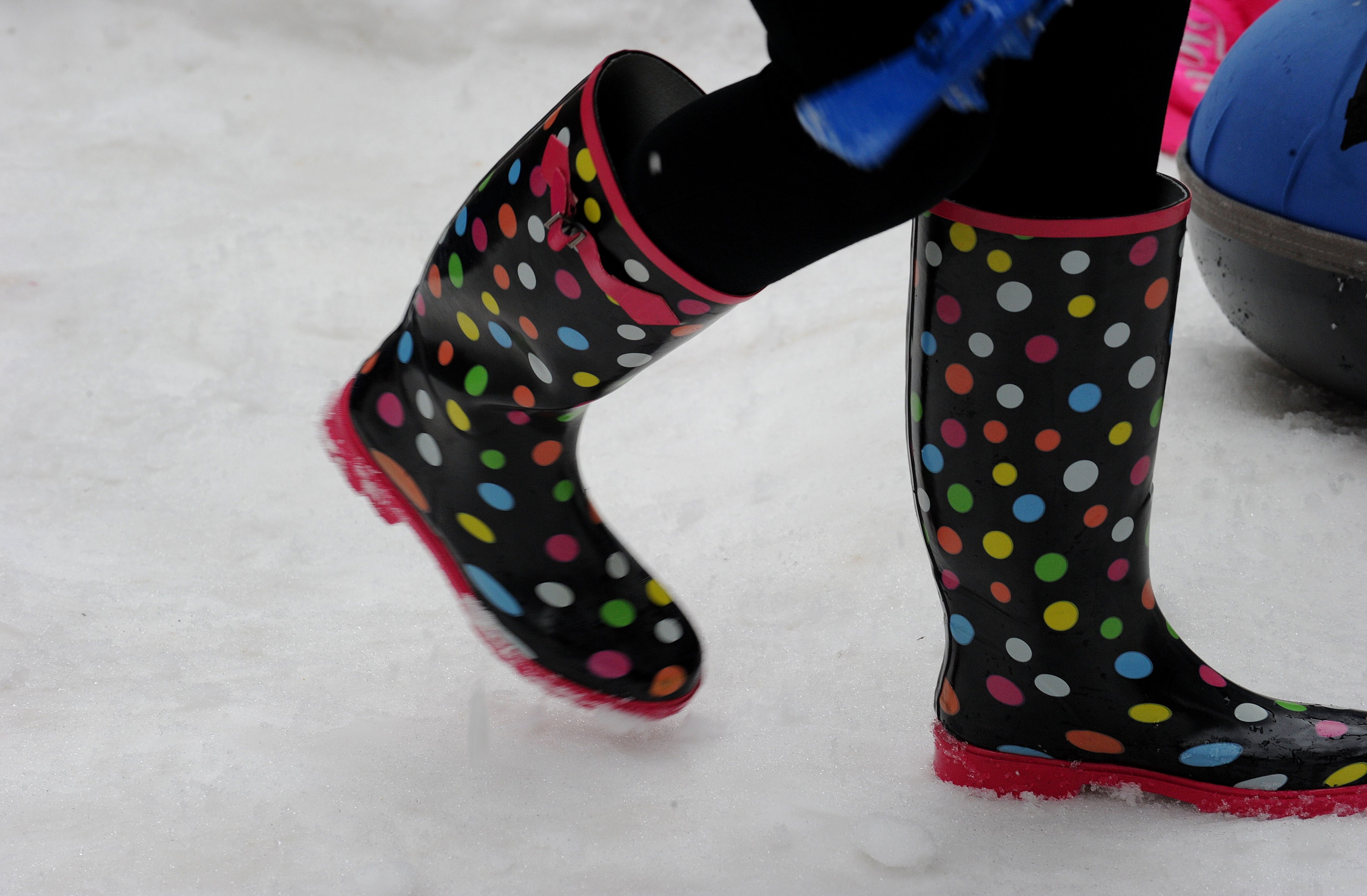 Rain Snow Boots