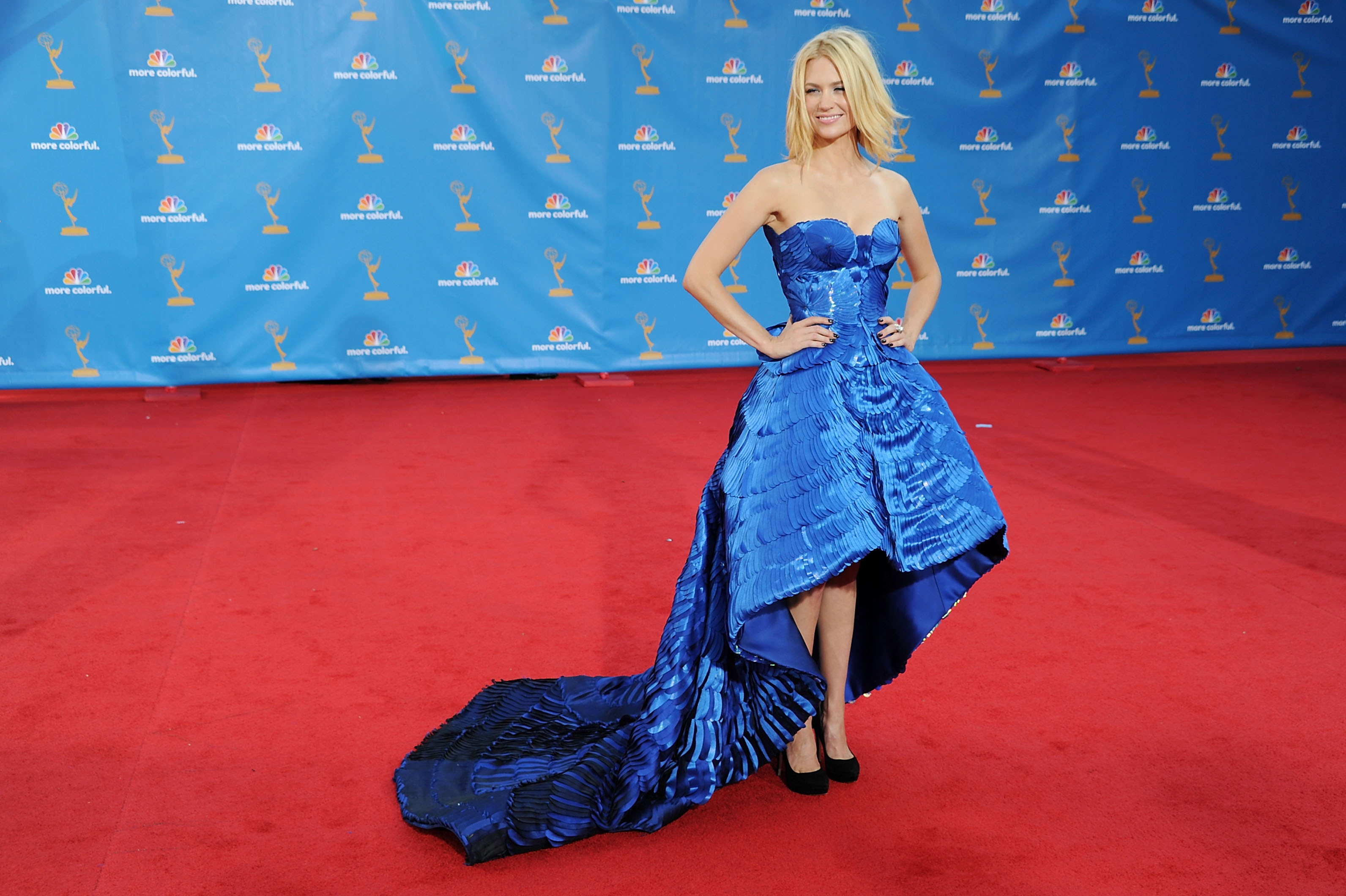 The Most Memorable Emmys Red-Carpet Looks of All Time