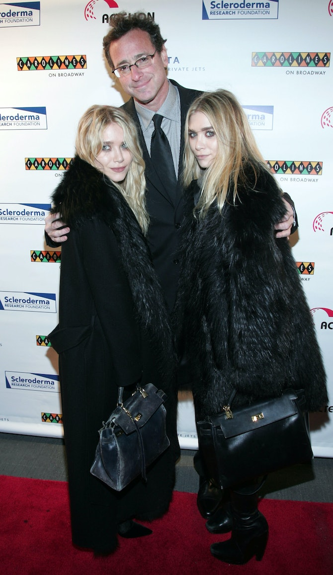 The 71 Times Mary-Kate & Ashley Olsen Smiled Without Teeth ...