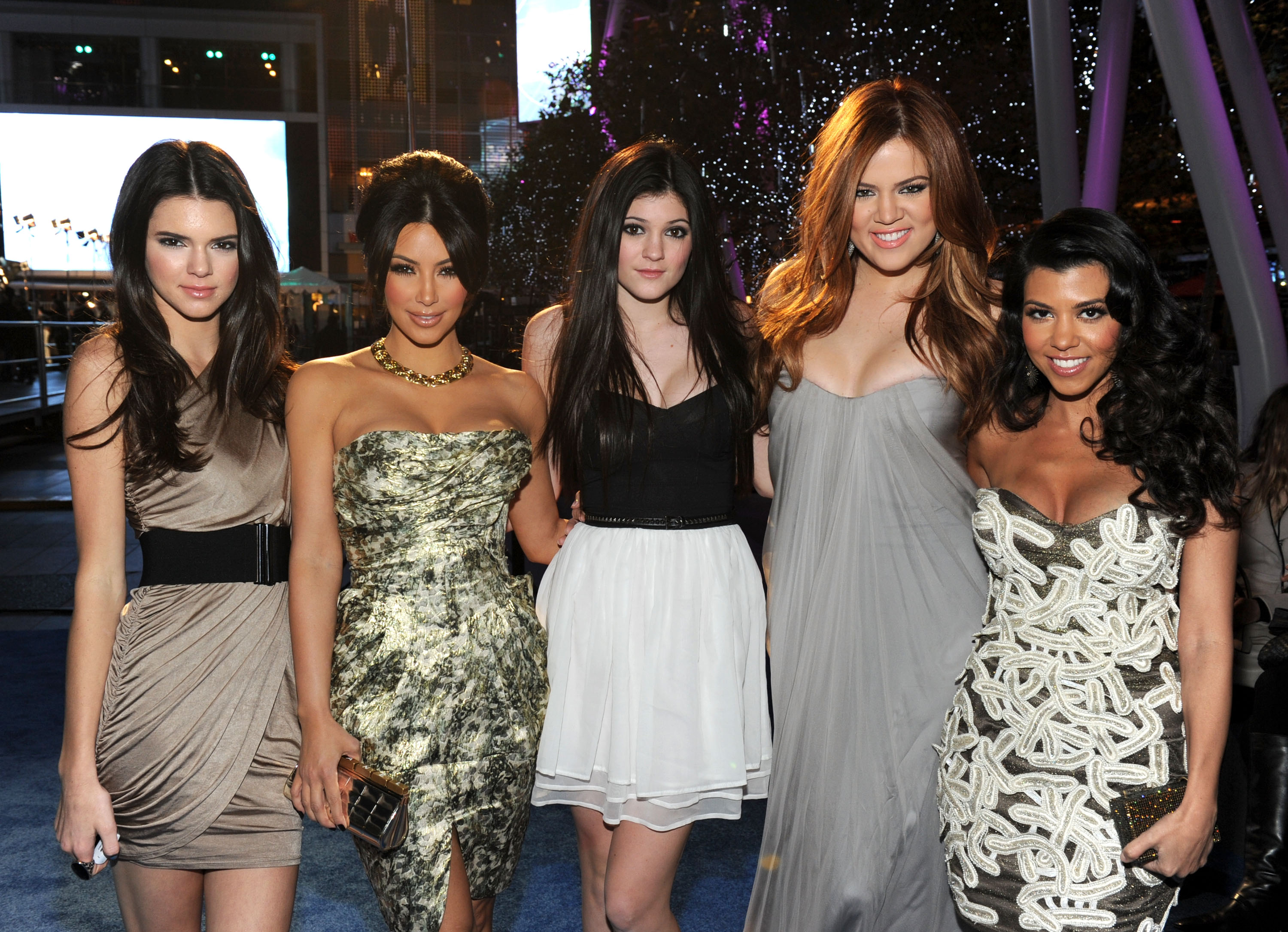 The 11 Kardashian-est Moments From Their \'A Very Merry Christmas ...