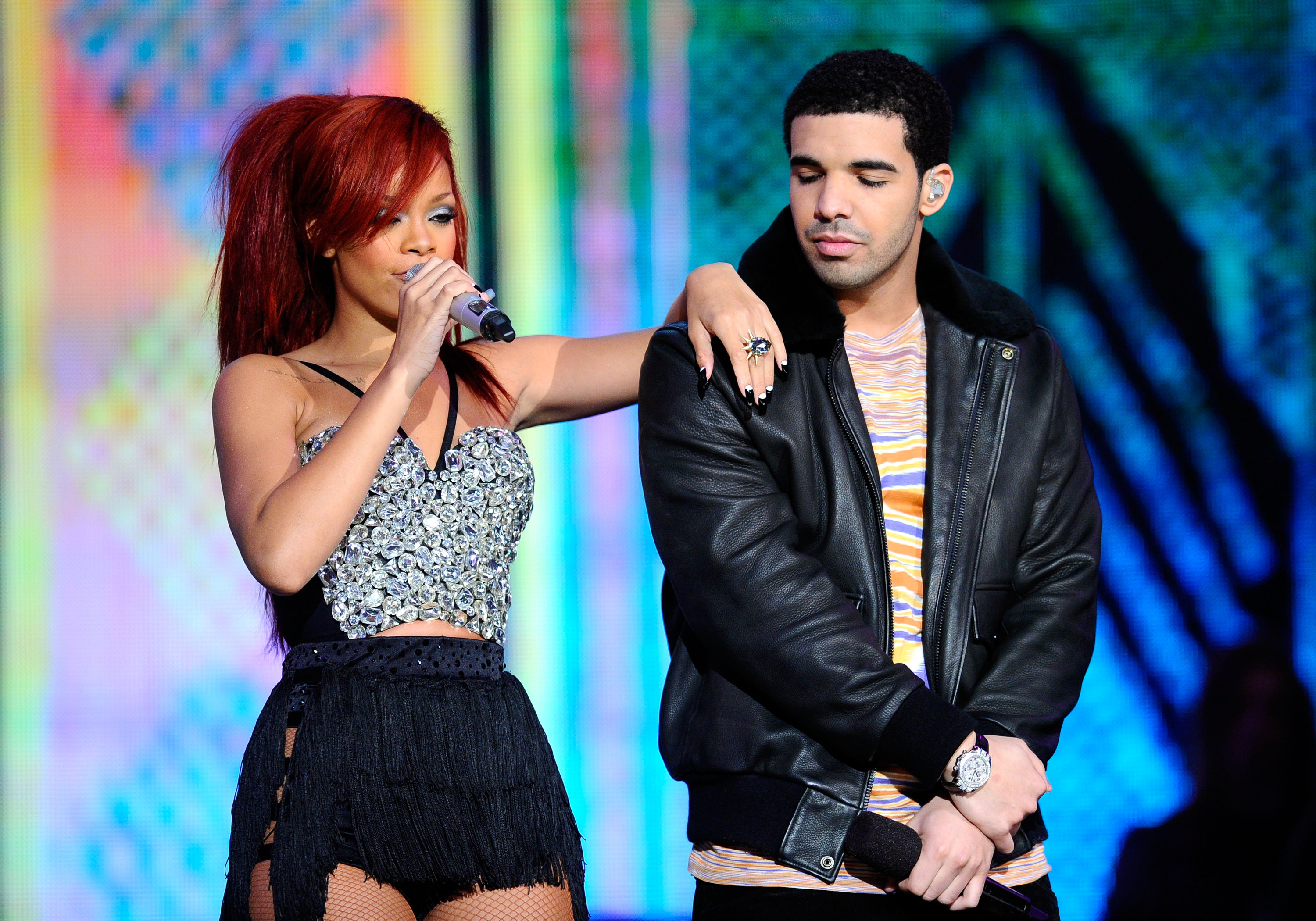 Drake graham dating rihanna