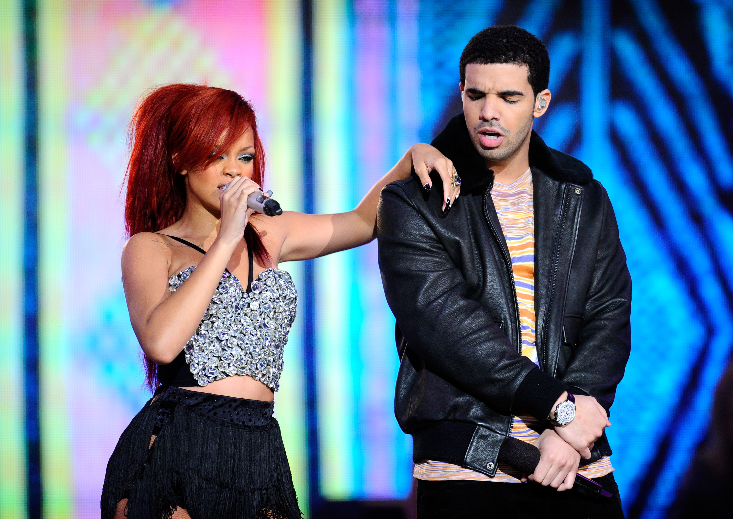AP · Drake and Rihanna Are Reportedly Dating Again.