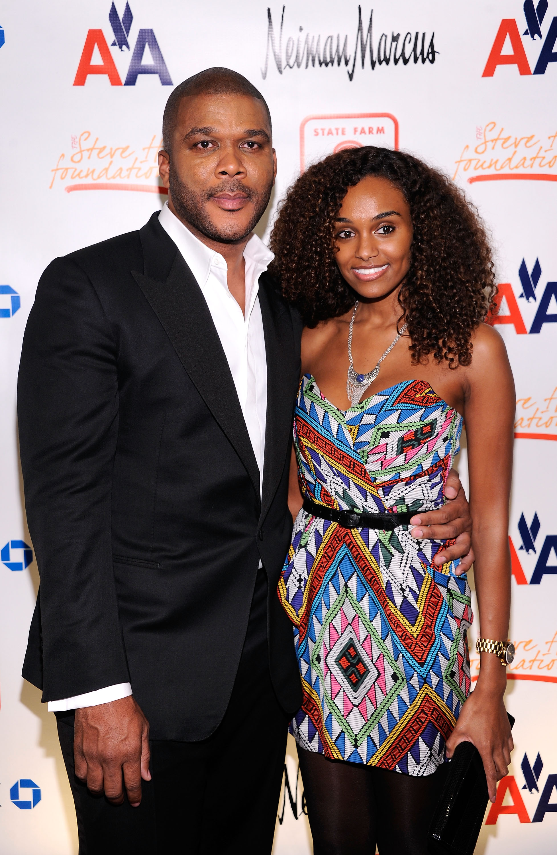 Tyler Perry Welcomes Baby Boy With Longtime Girlfriend