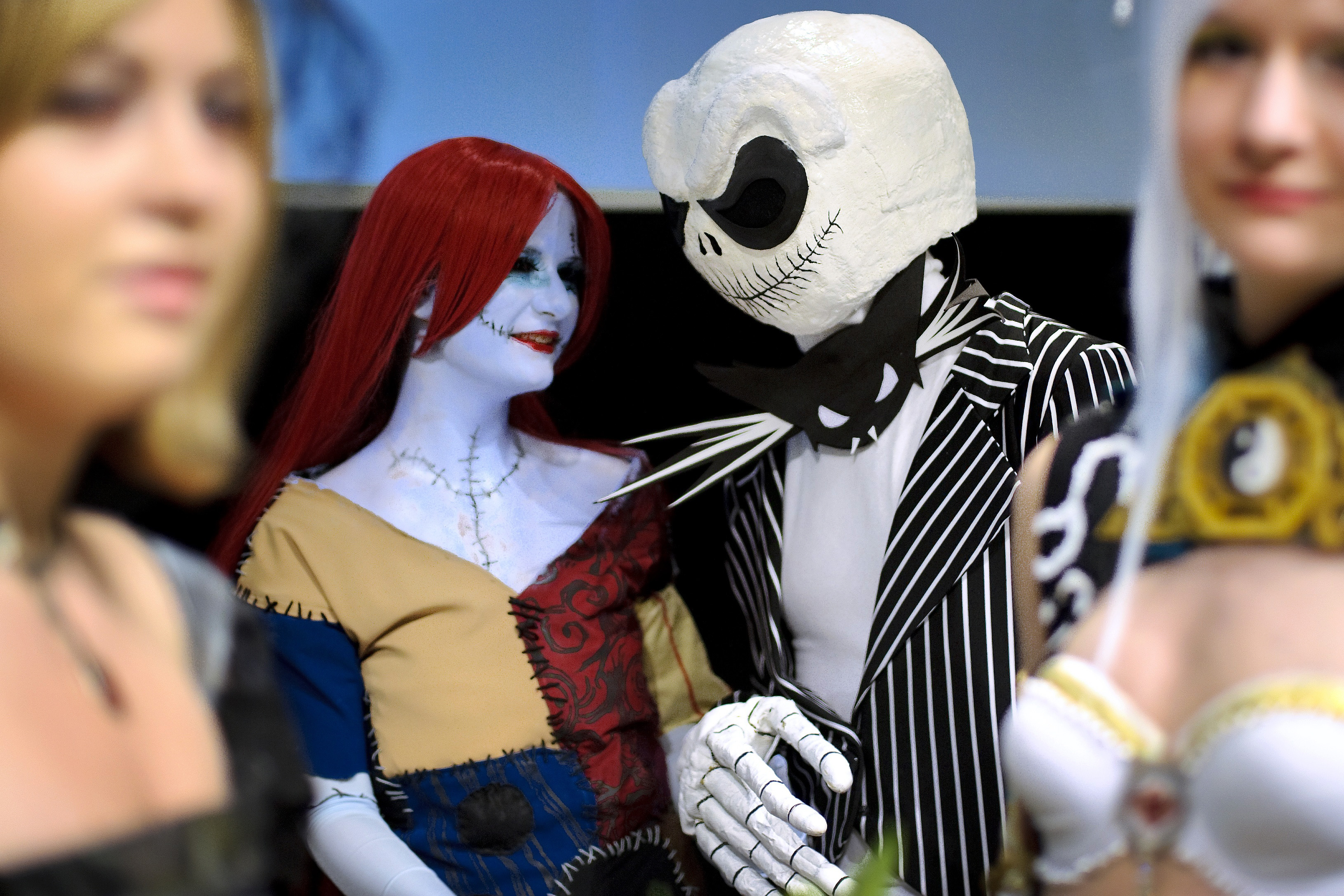 jack & sally halloween costumes are easier than ever with this hot