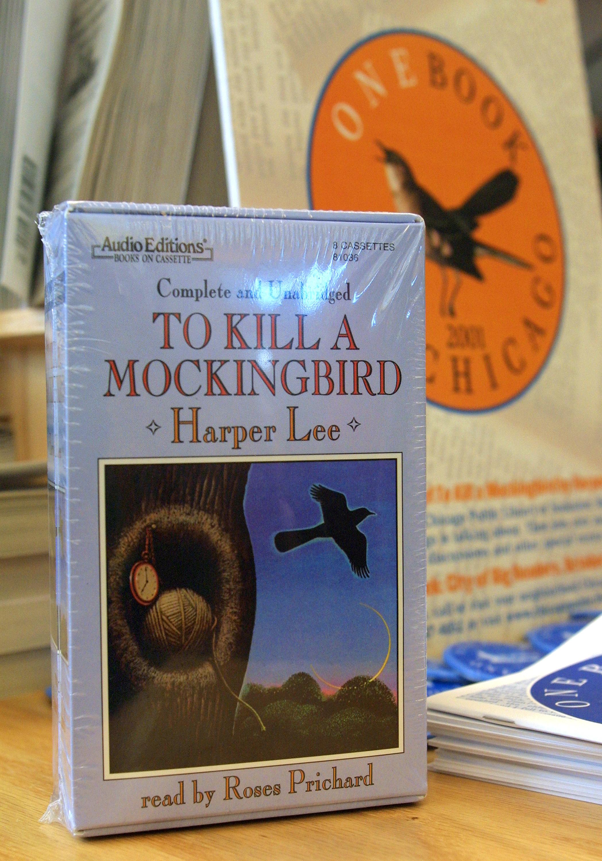 to kill a mockingbird book report video