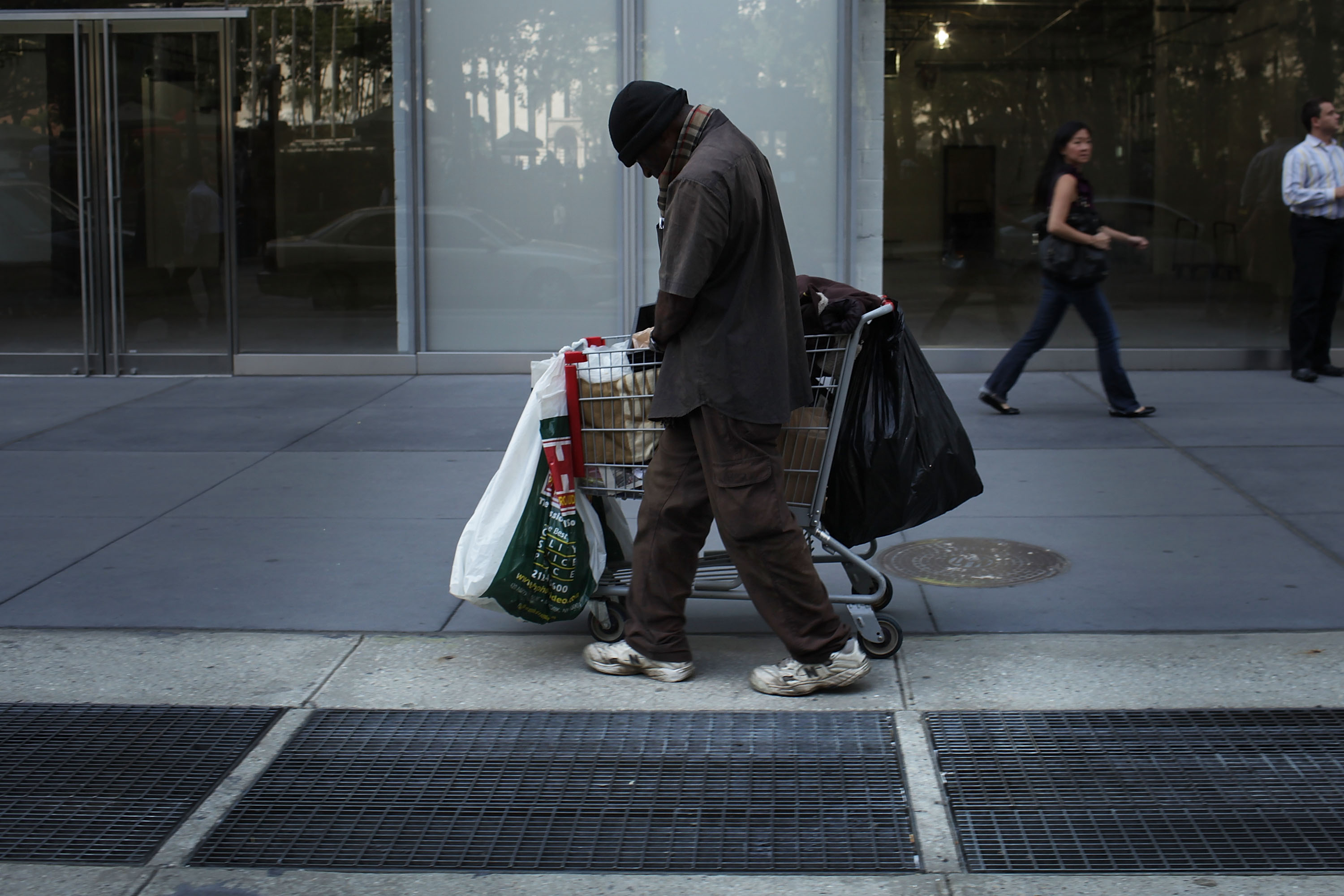 Anti Homeless Laws In U S Cities Are On The Rise