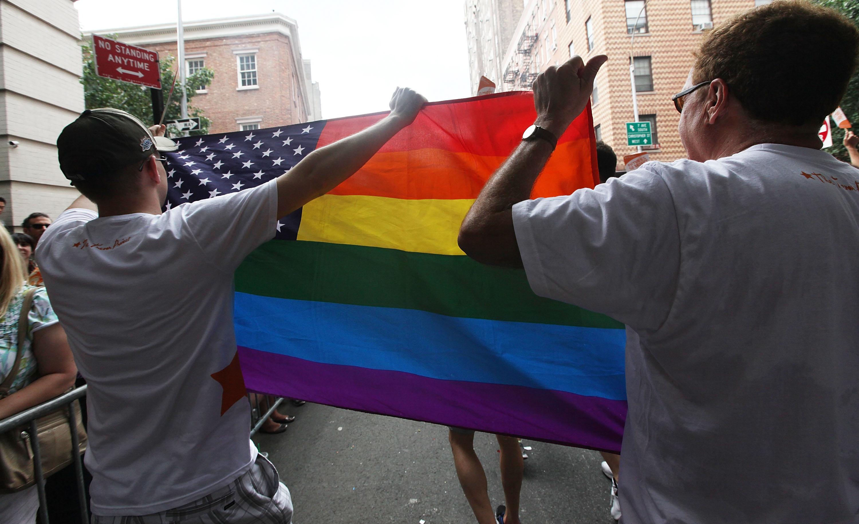 Washington state gay rights senate bill