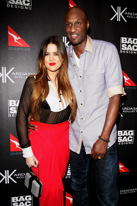 Are Khloe Kardashian & Lamar Odom Friends? New 'KUTWK' Clip Shows