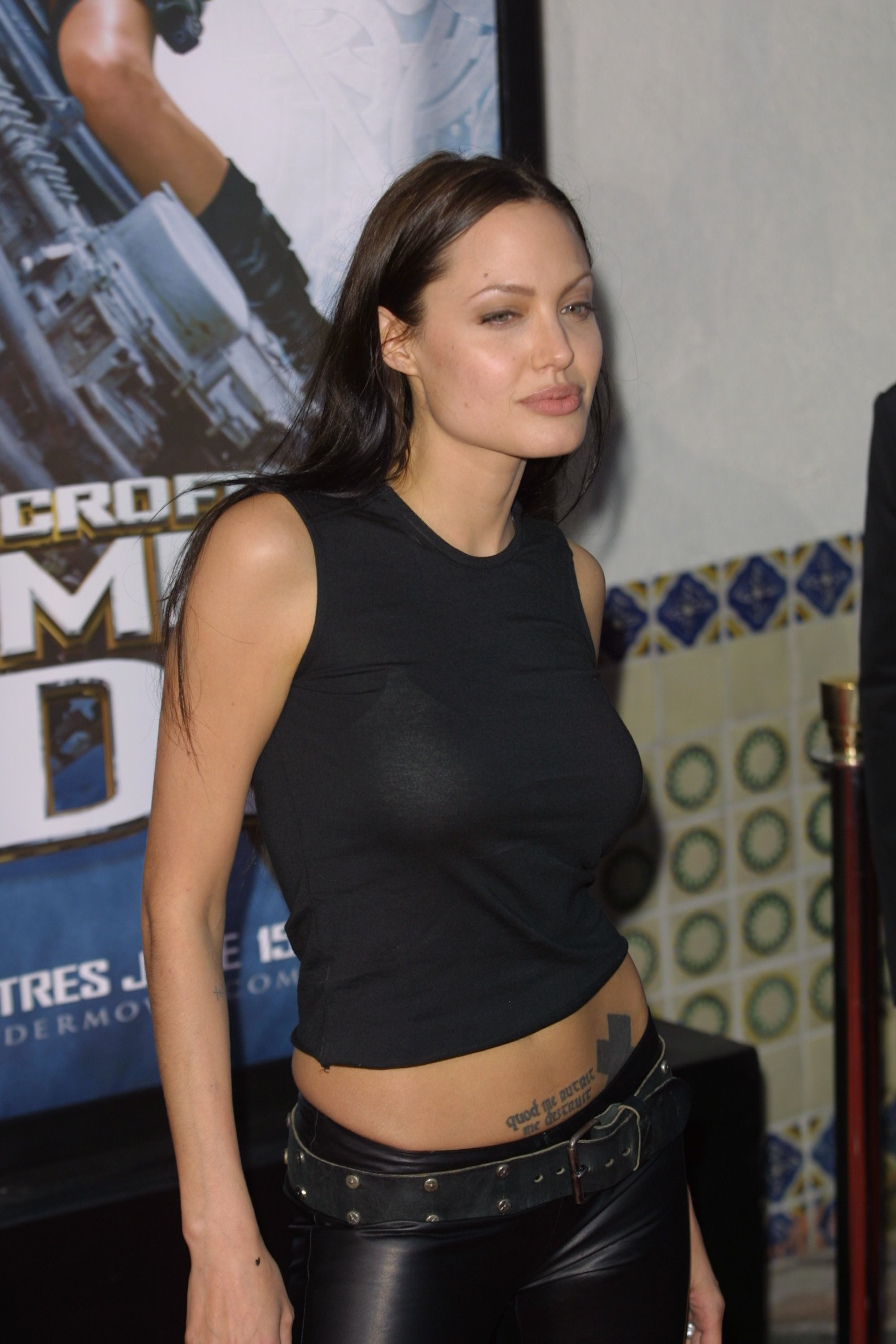 Angelina Jolie S Style Transformation From Goth Blood