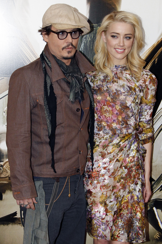 Have Johnny Depp Amber Heard S Wedding Pictures Been Released