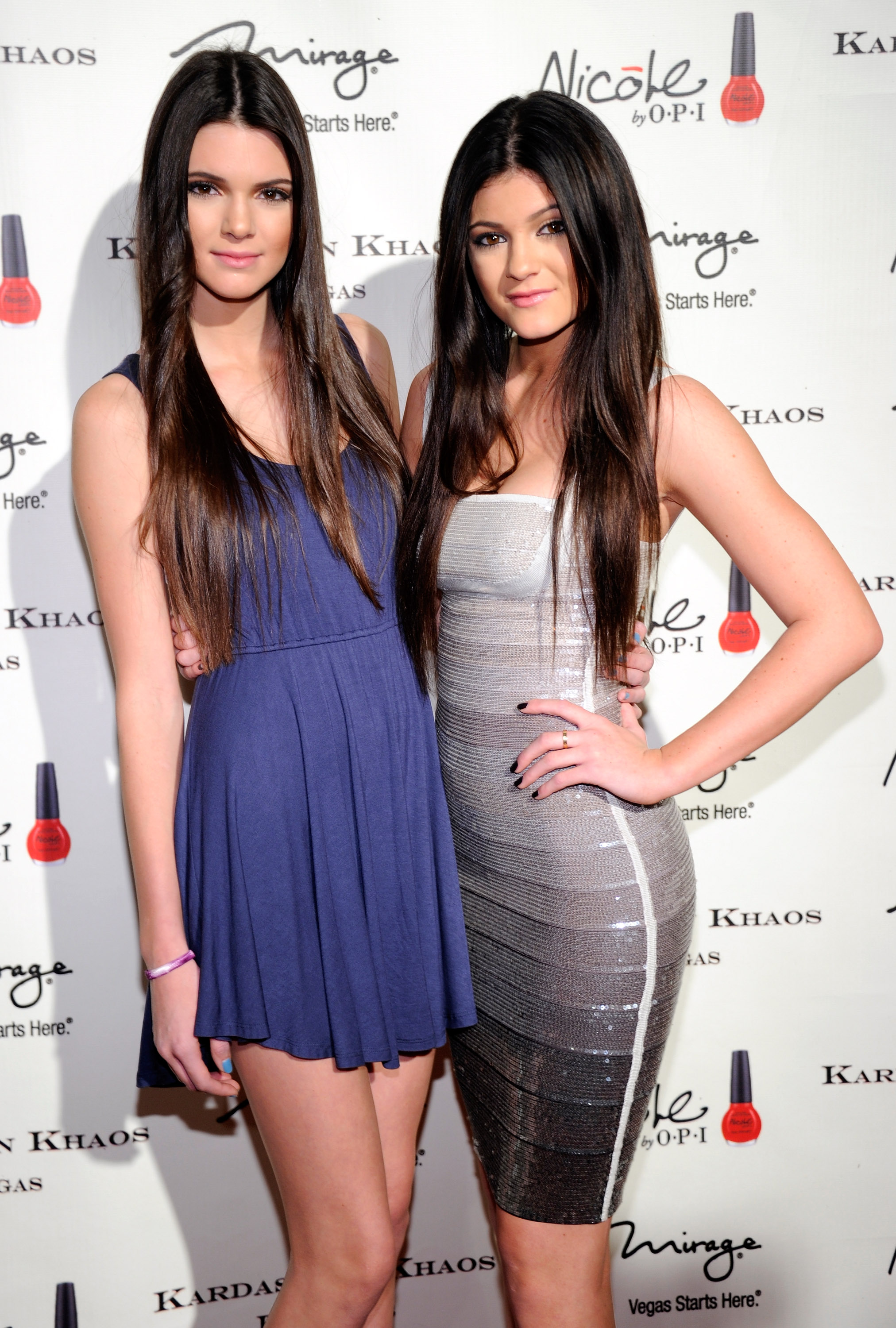 31 Photos Of Kendall Amp Kylie Jenner Through The Years Are