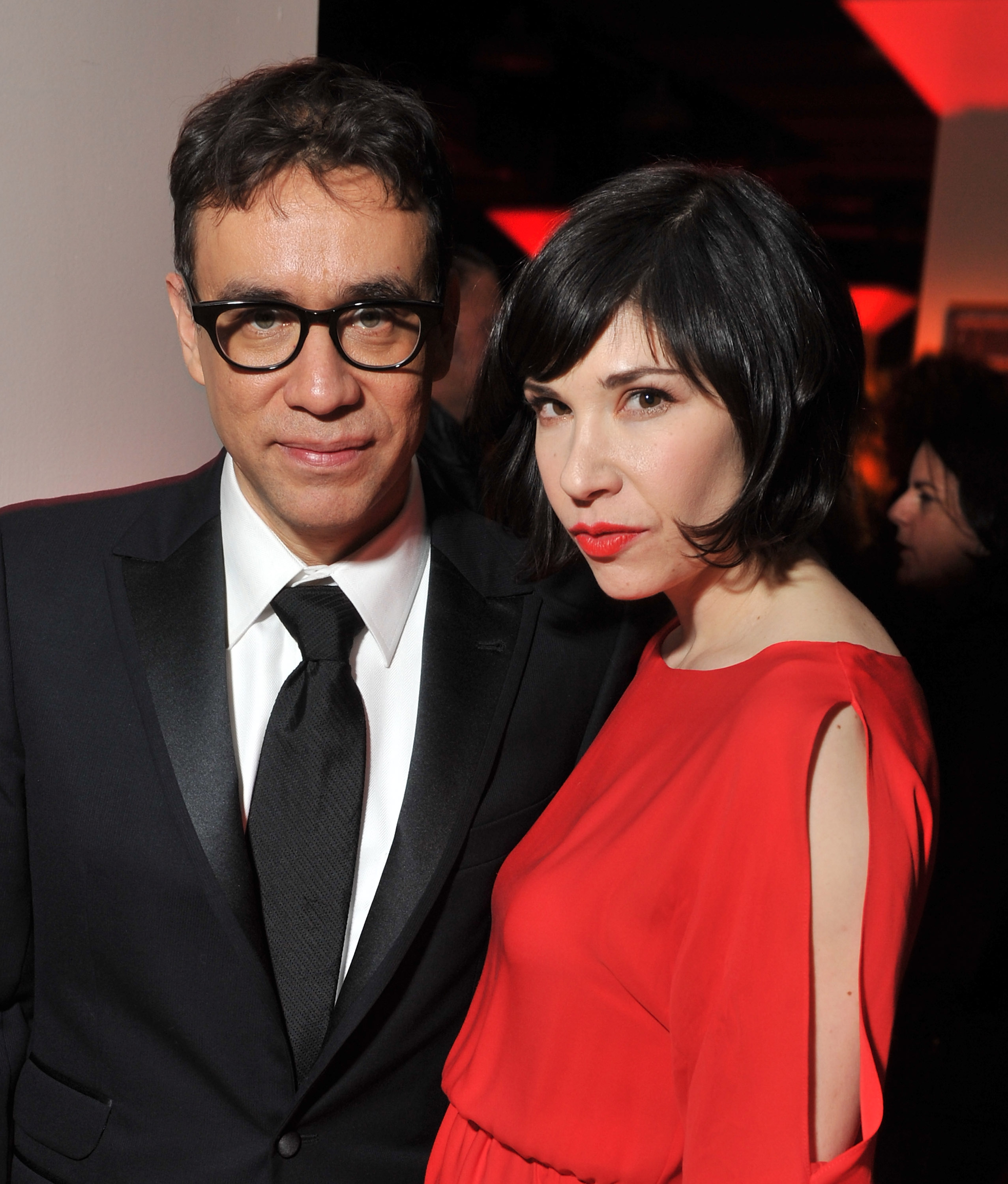 Fred armisen dating carrie brownstein