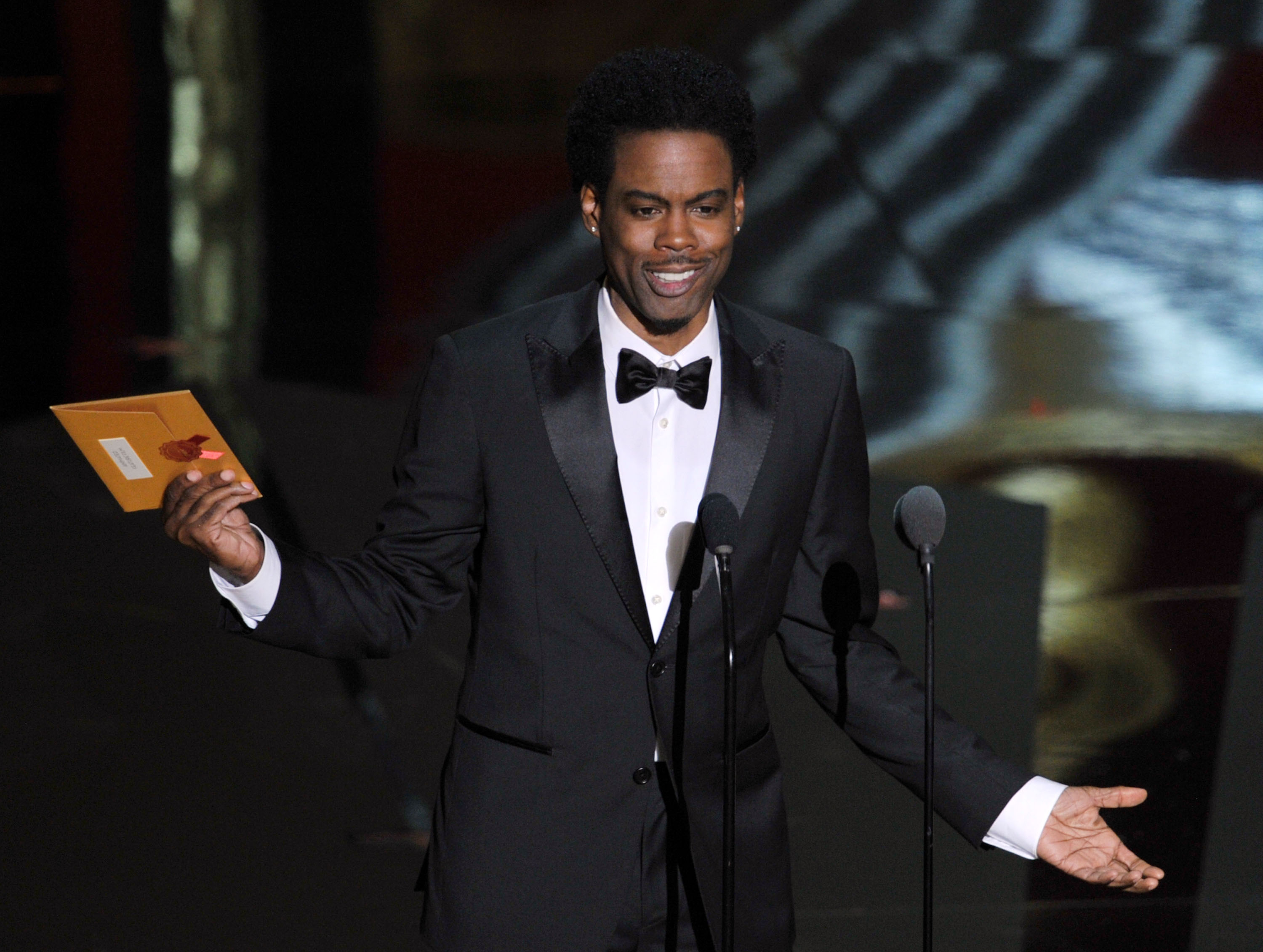 Chris Rocks Most Scathing Remarks From The Oscars recommend