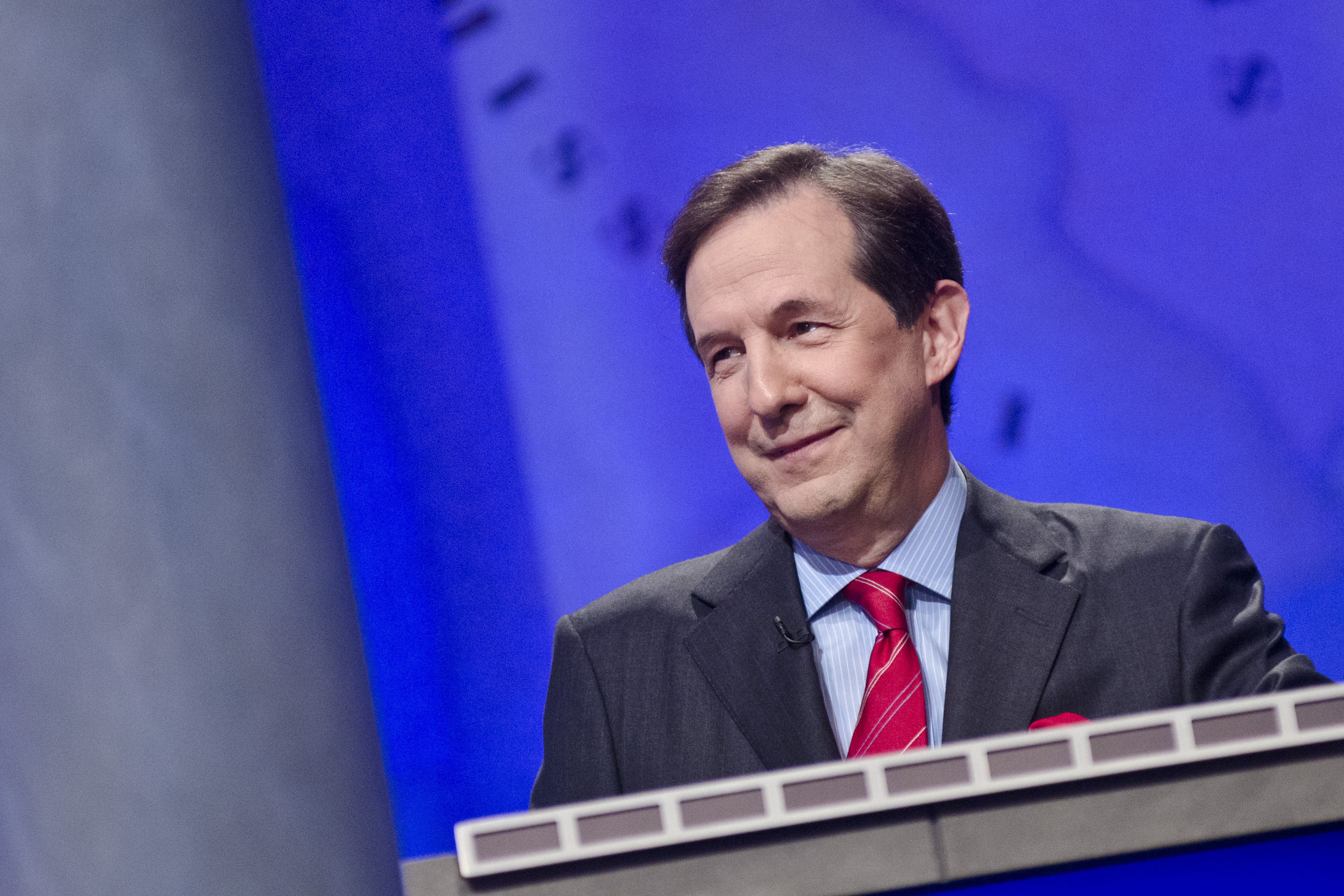 Is Chris Wallace A Republican? The Last Presidential Debate Moderator Has  Proven It Doesn't Actually Matter