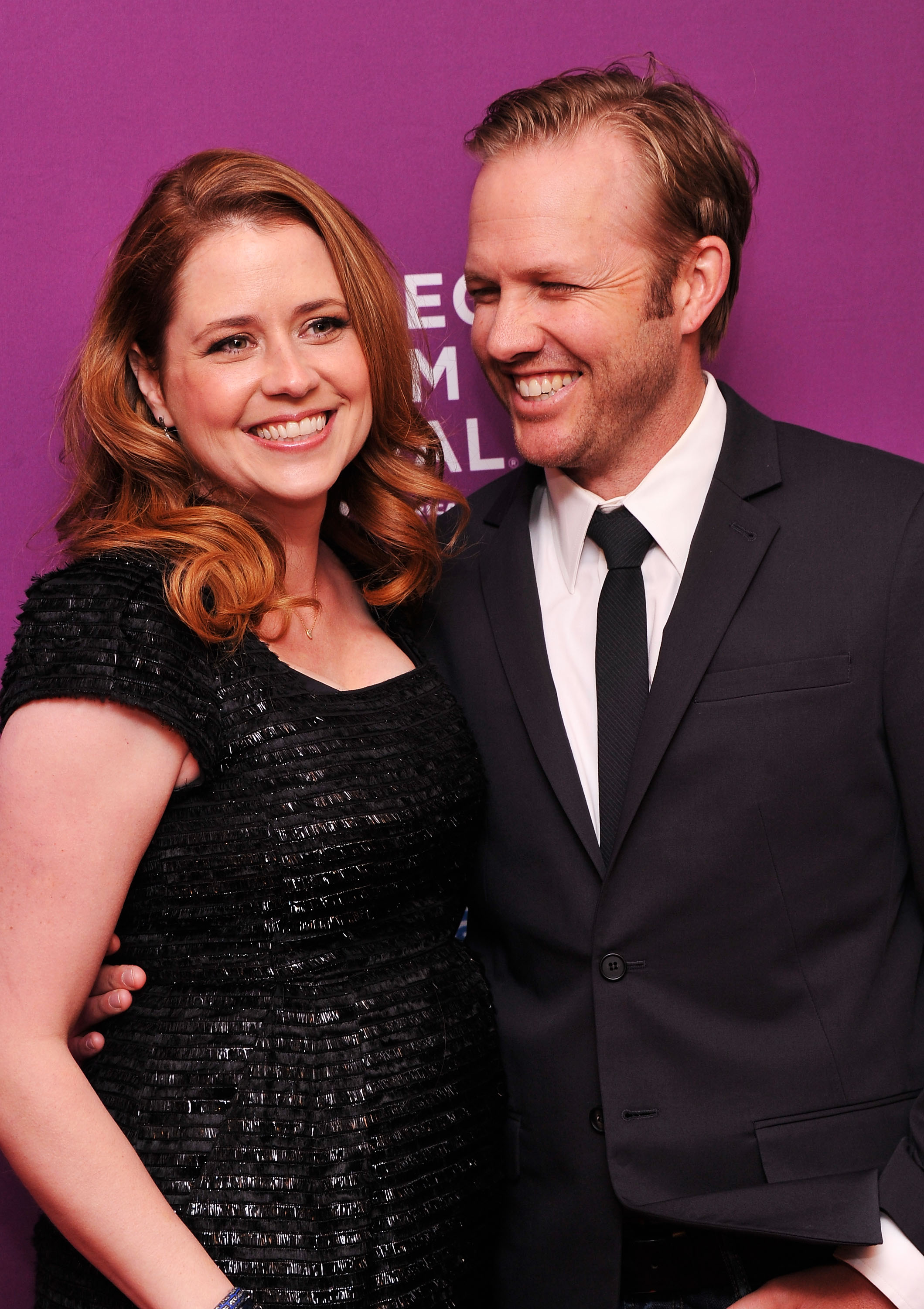 the offices jenna fischer is pregnant again with husband