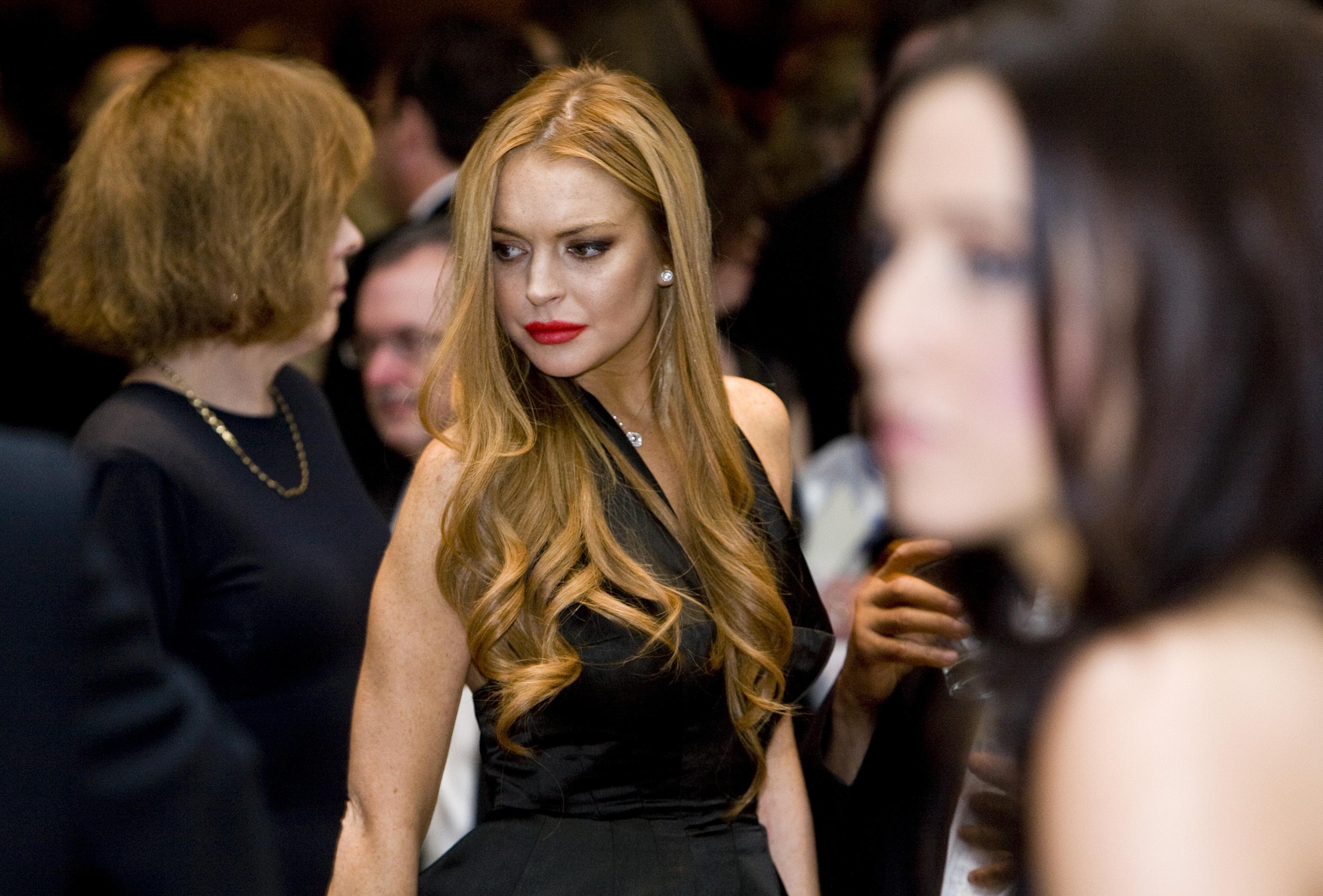 News: Lindsay Lohan's Photoshop Flub The Best Hair Brush forYou