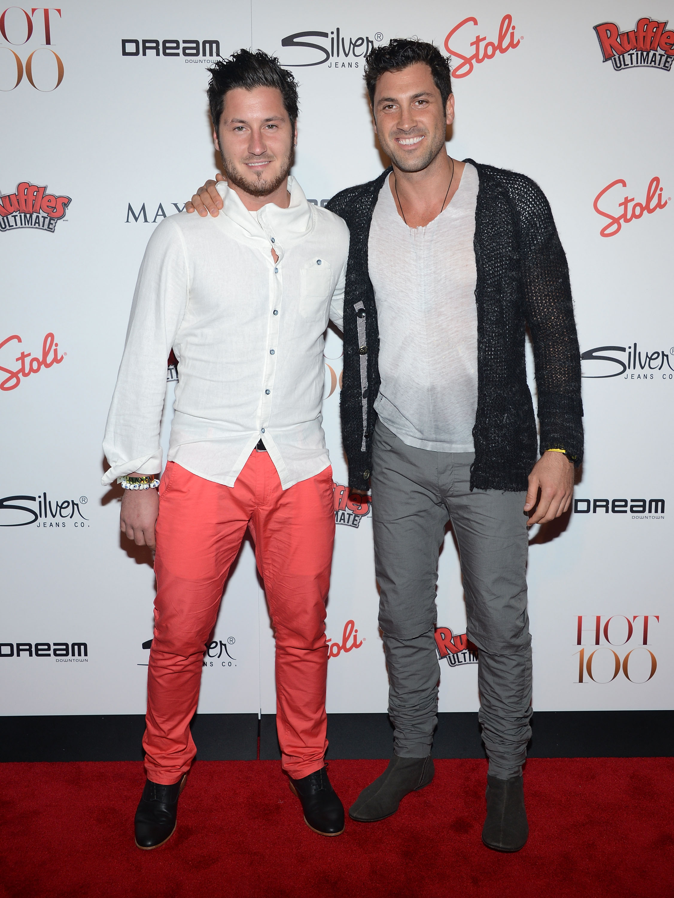who is val chmerkovskiys brother