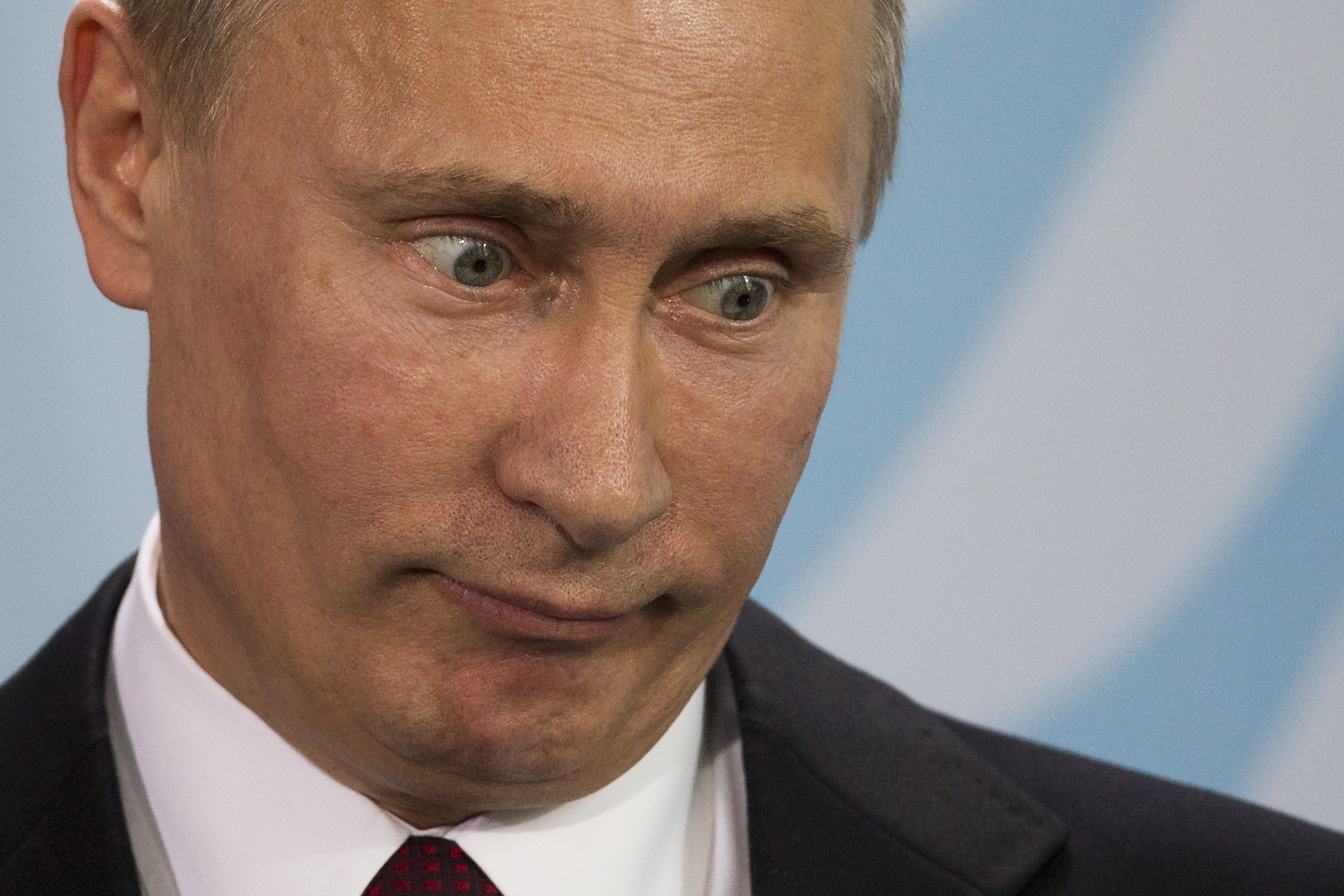 Conflict Solver Vladimir Putin Wants To Mediate The Israel Palestine Crisis