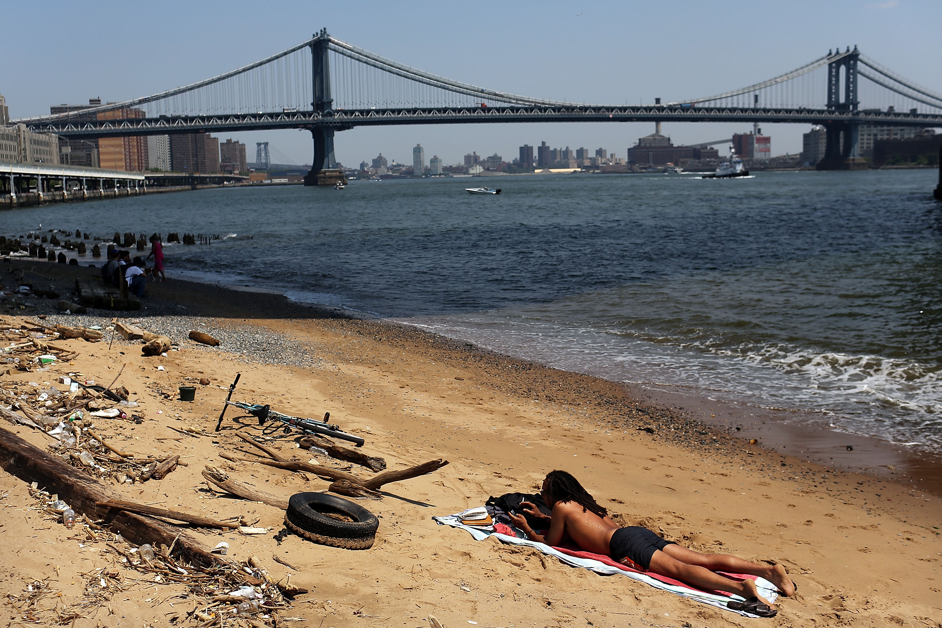 How New York City Smells In The Summer The Good The Bad