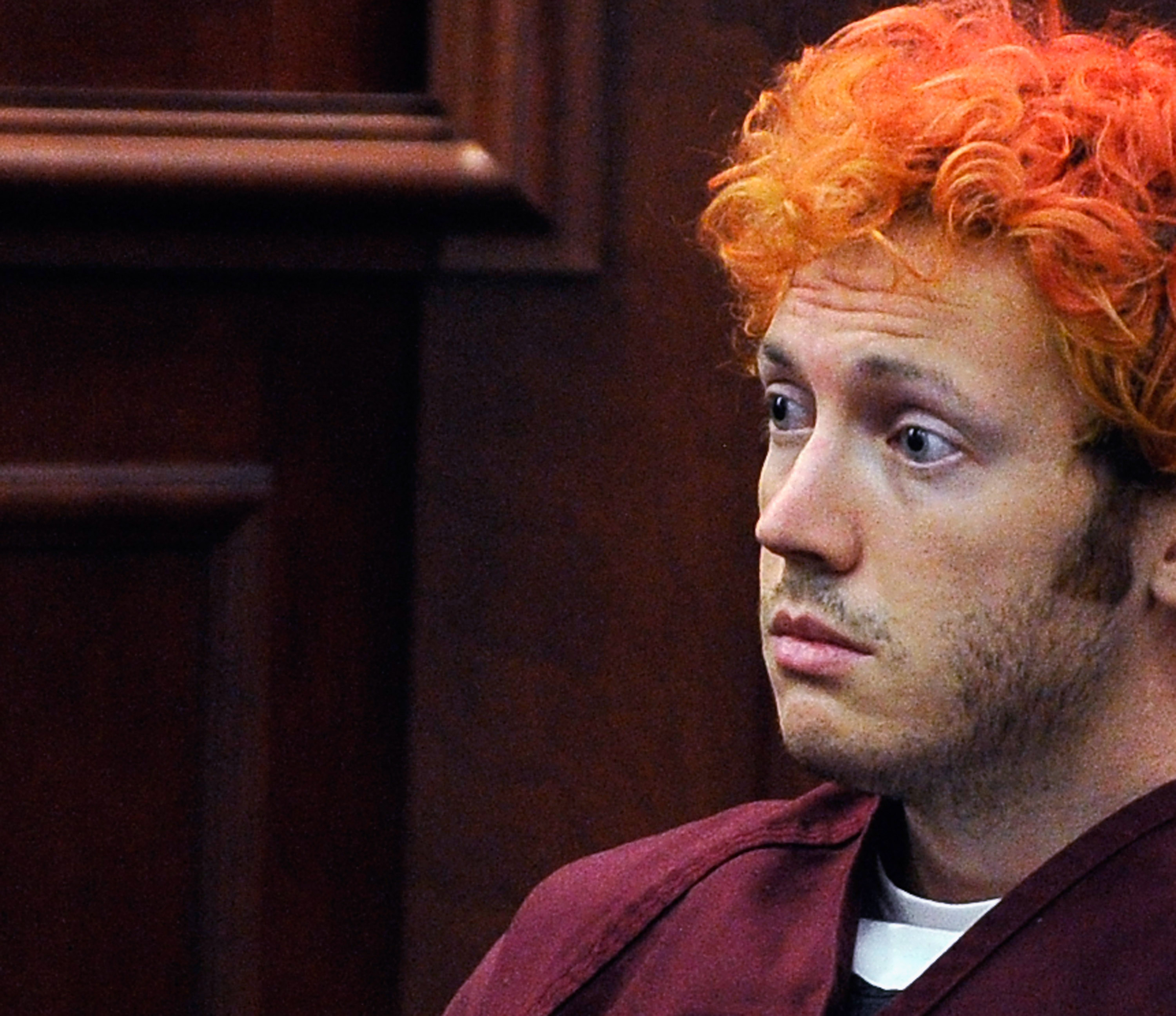 James Holmes Sentenced To Life In Prison For The 2012