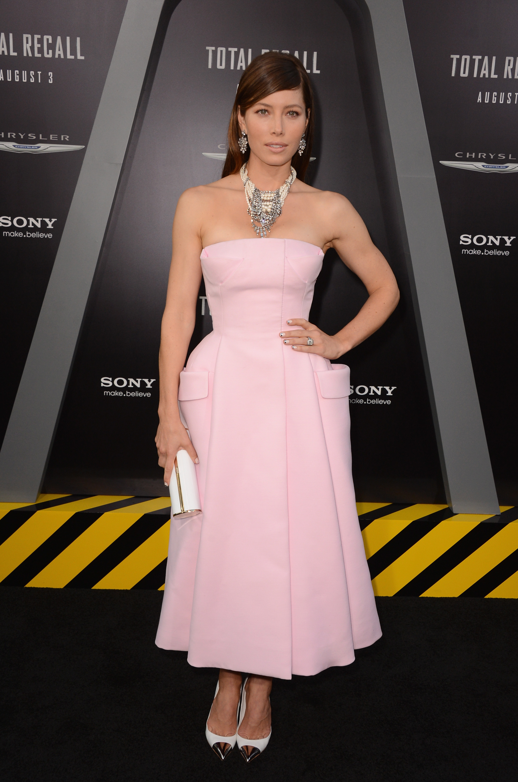 19 Jessica Biel Red Carpet Looks That Solidify Her Status
