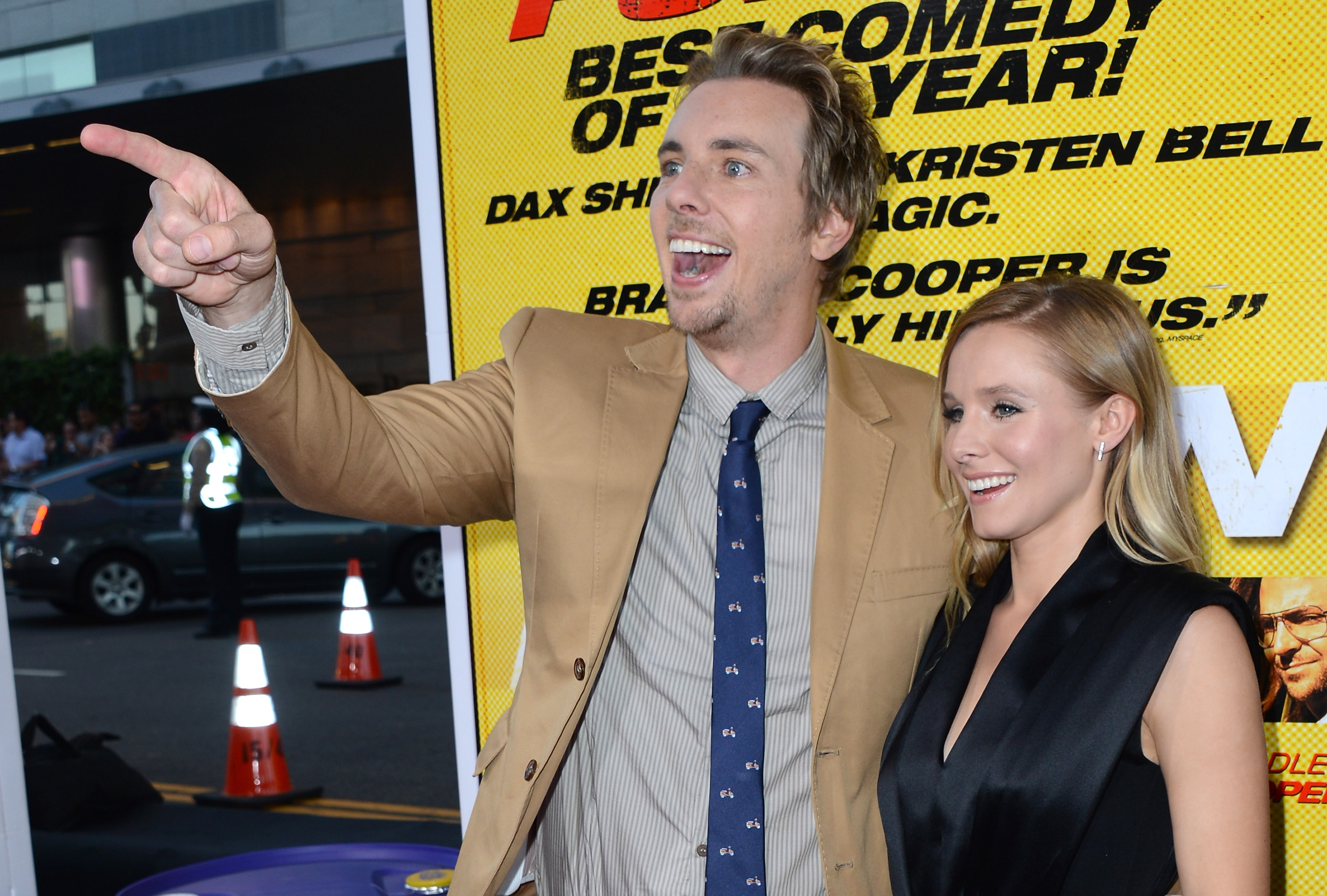 How Did Dax Shepard Kristen Bell Meet This Adorable Duo Wasnt