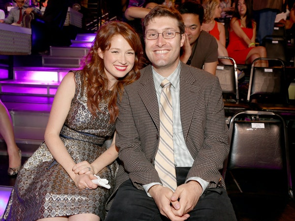 Ellie Kemper's Husband Michael Koman Is In The TV Biz, Too ...