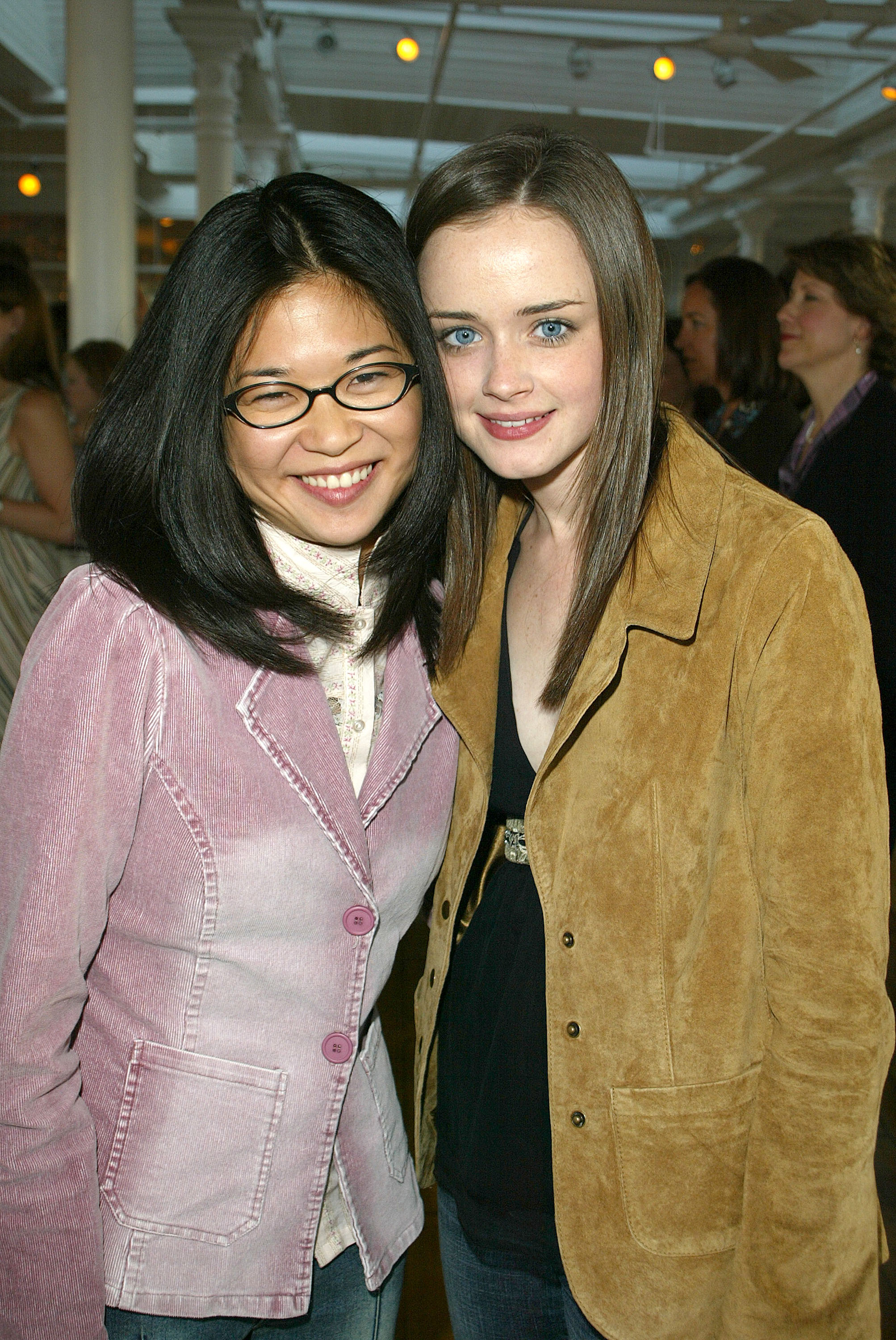 Where Is Lane From Gilmore Girls Now Shes Been Privy To A