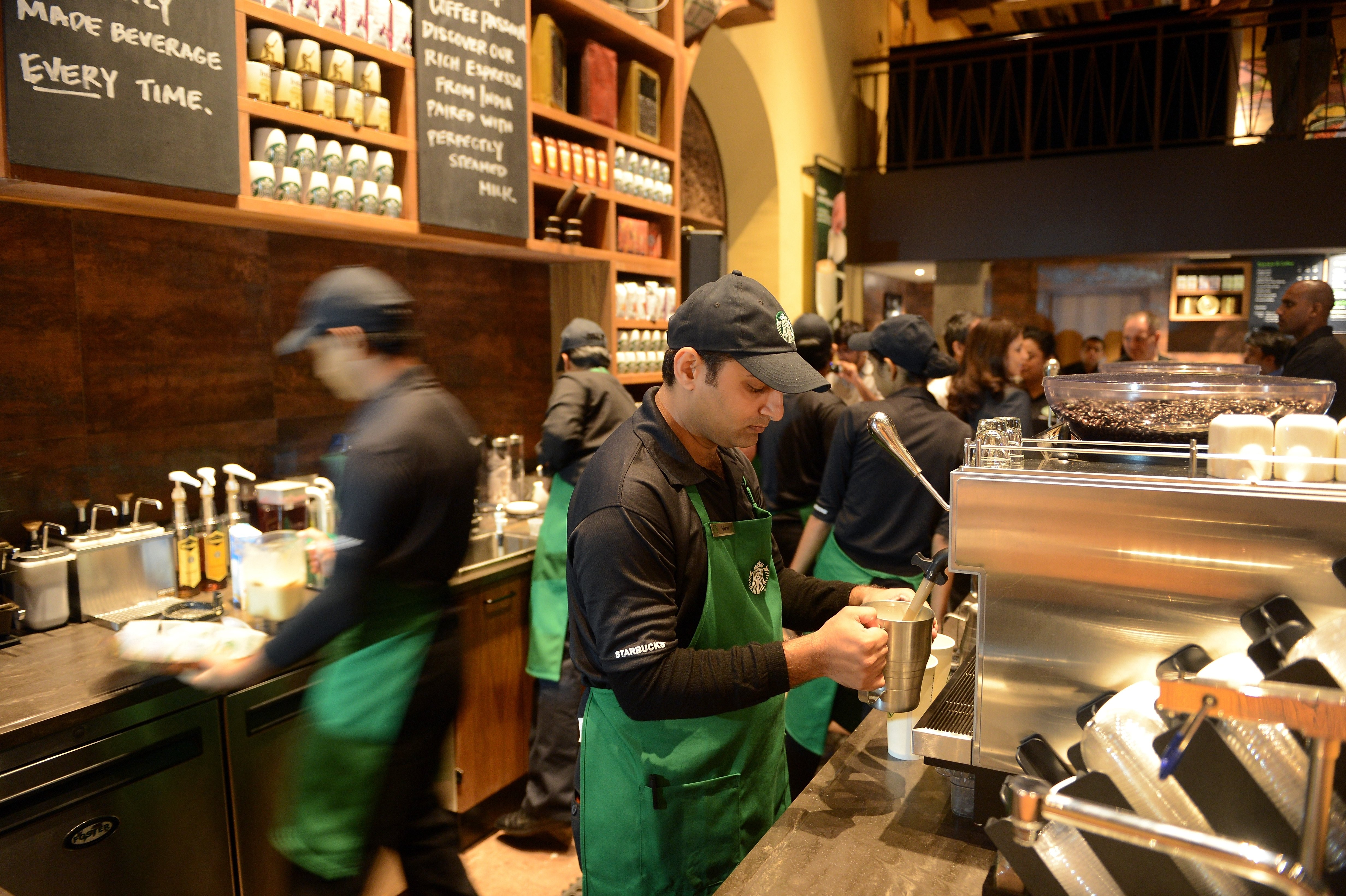 starbucks staff training About 175000 starbucks employees will gather tuesday for unconscious bias  training, an increasingly popular initiative, but with questionable.