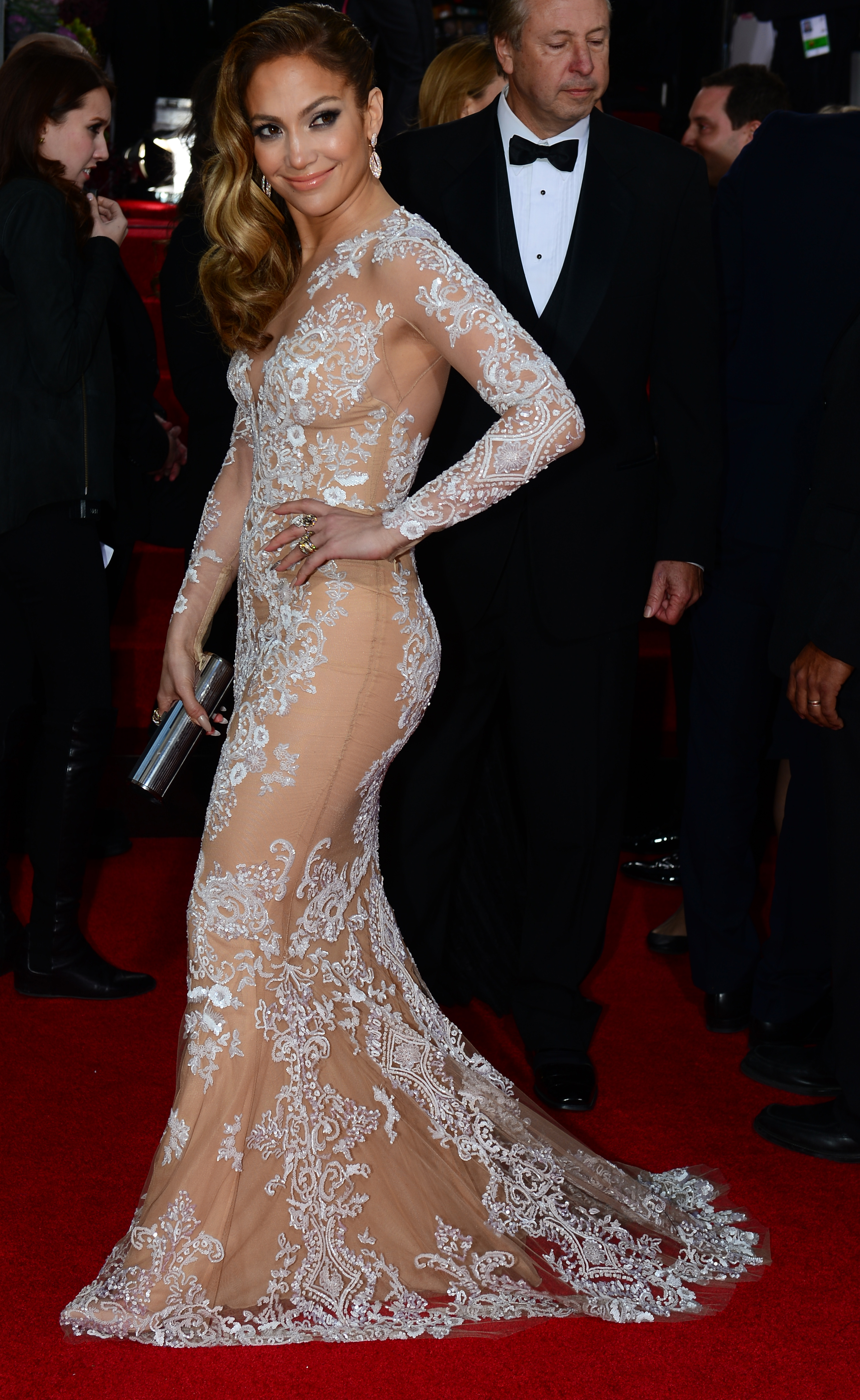 9 Naked Dresses That Call For Stick On Underwear Which Is Totally A Thing