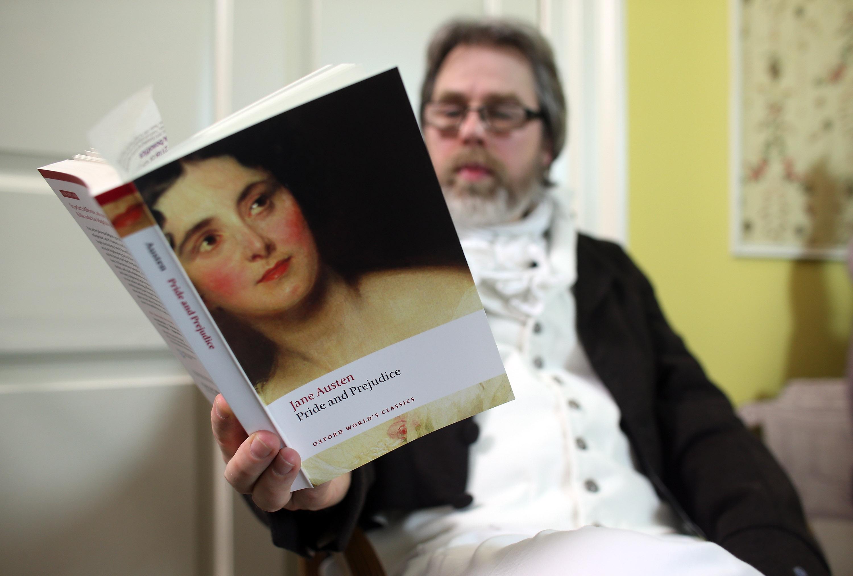 Mature reader wife