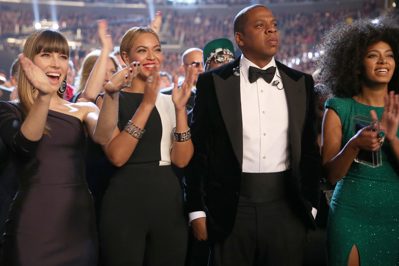 Beyonce i jay z dating timeline