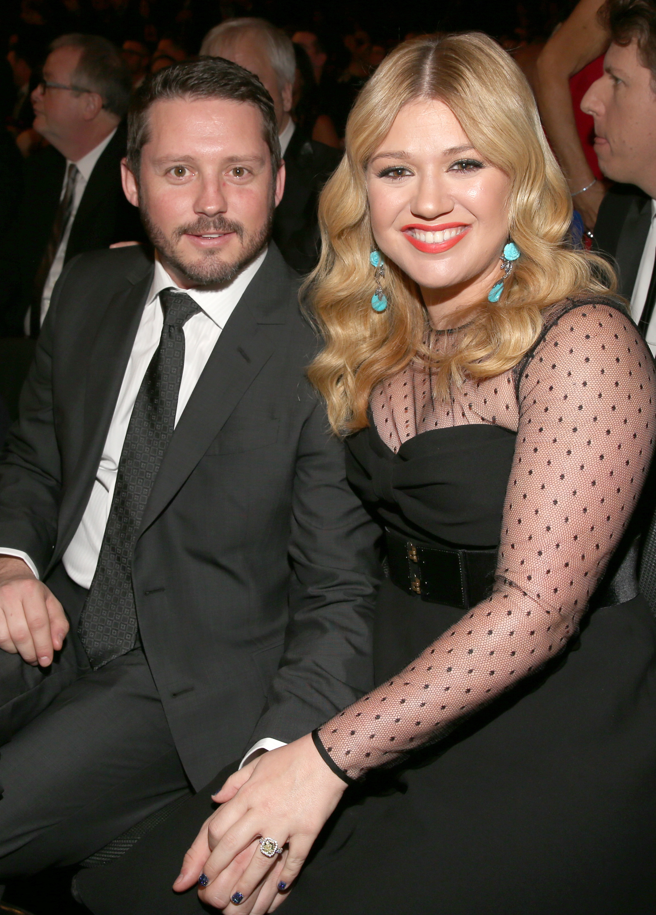 Who is kelly clarkson married to now