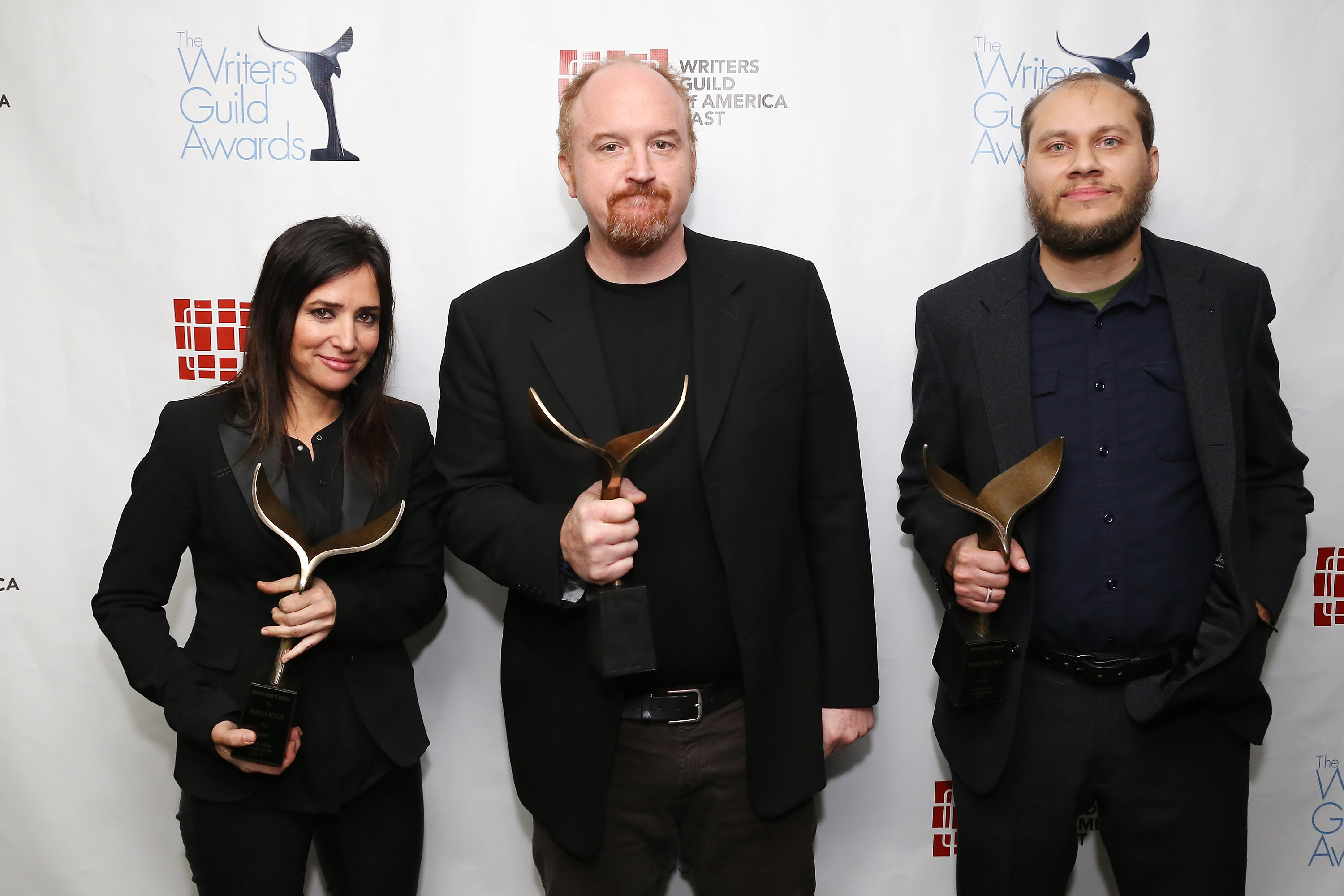 Louis CK May Be Dating Pamela Adlon For Real This Time — The Duo Have Been Spotted Acting Cozy