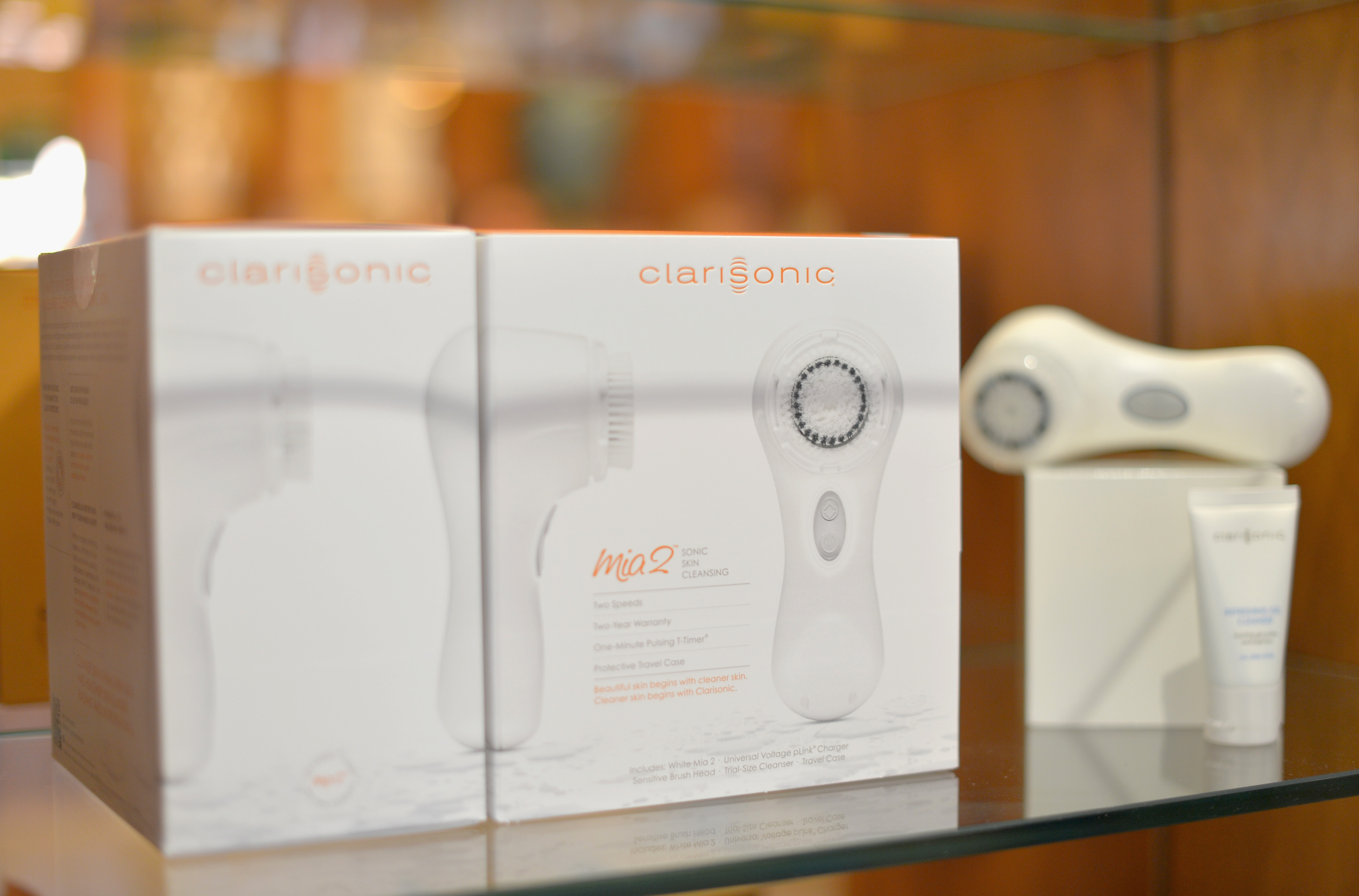 Clarisonic won t turn on after charging