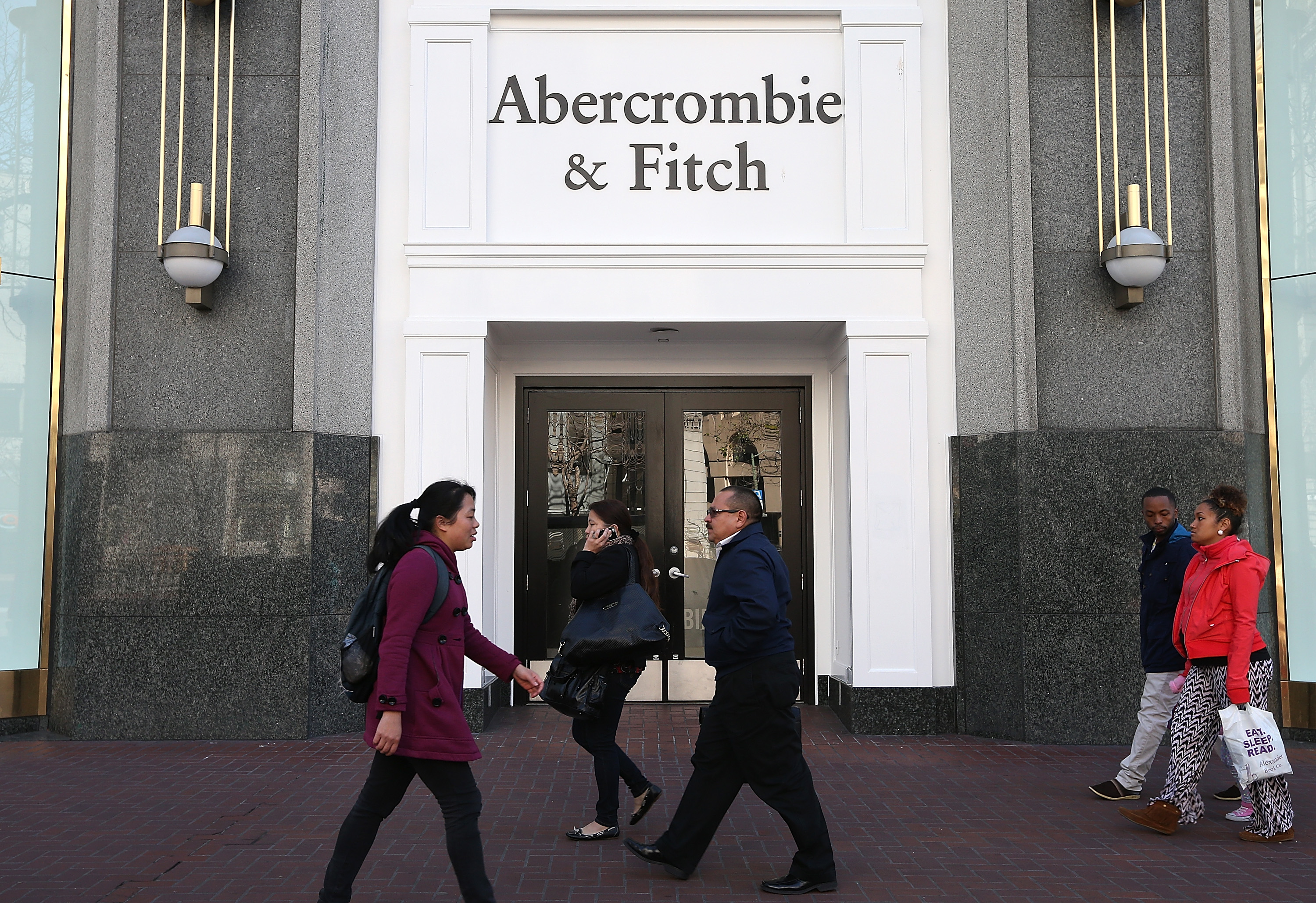 Abercrombie Retiring Logo So Would It Help Out Coach Adidas And