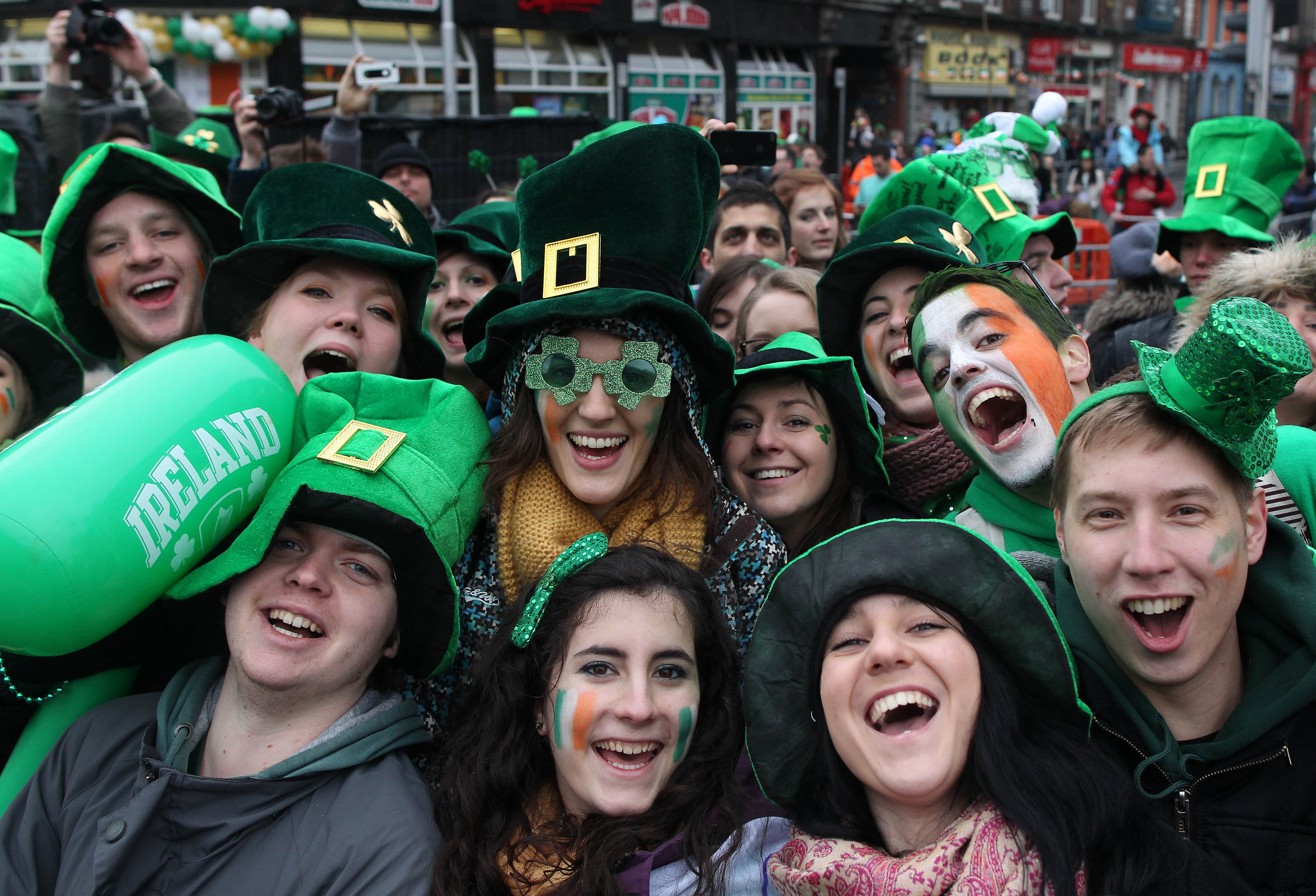 Top 10 St Patrick S Day Celebrations In The U S In Case