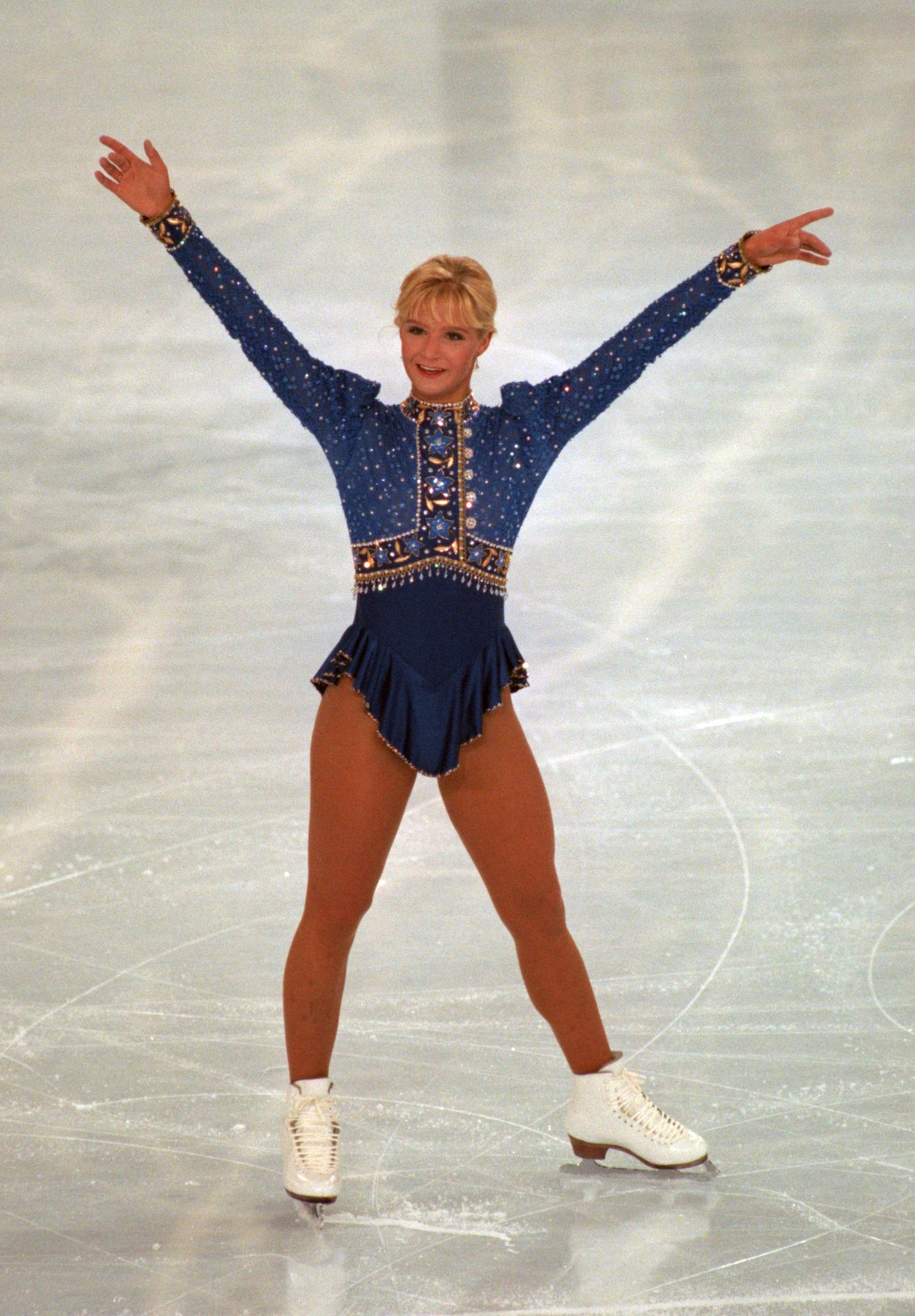 famous figure skaters of the 90s