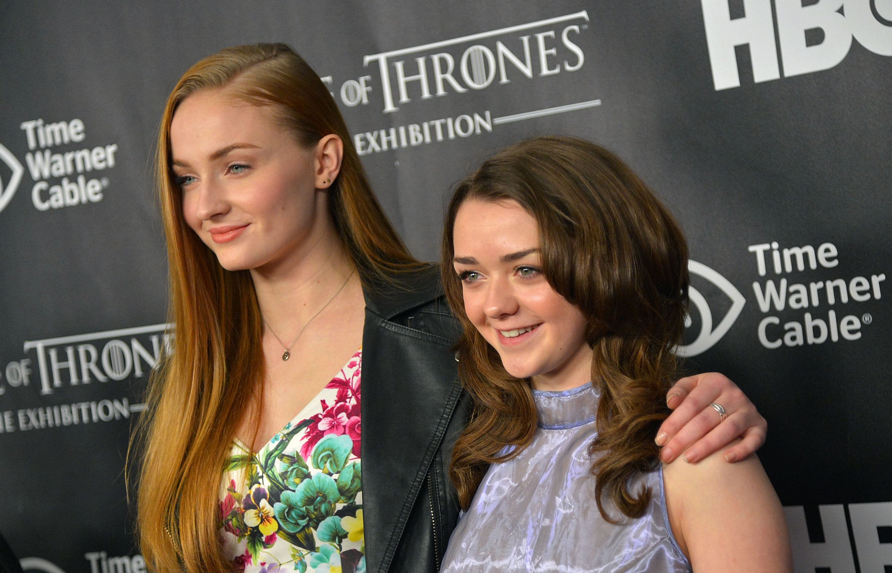 Video Sophie Turner and Maisie Williams nude (14 photo), Tits, Hot, Instagram, swimsuit 2019