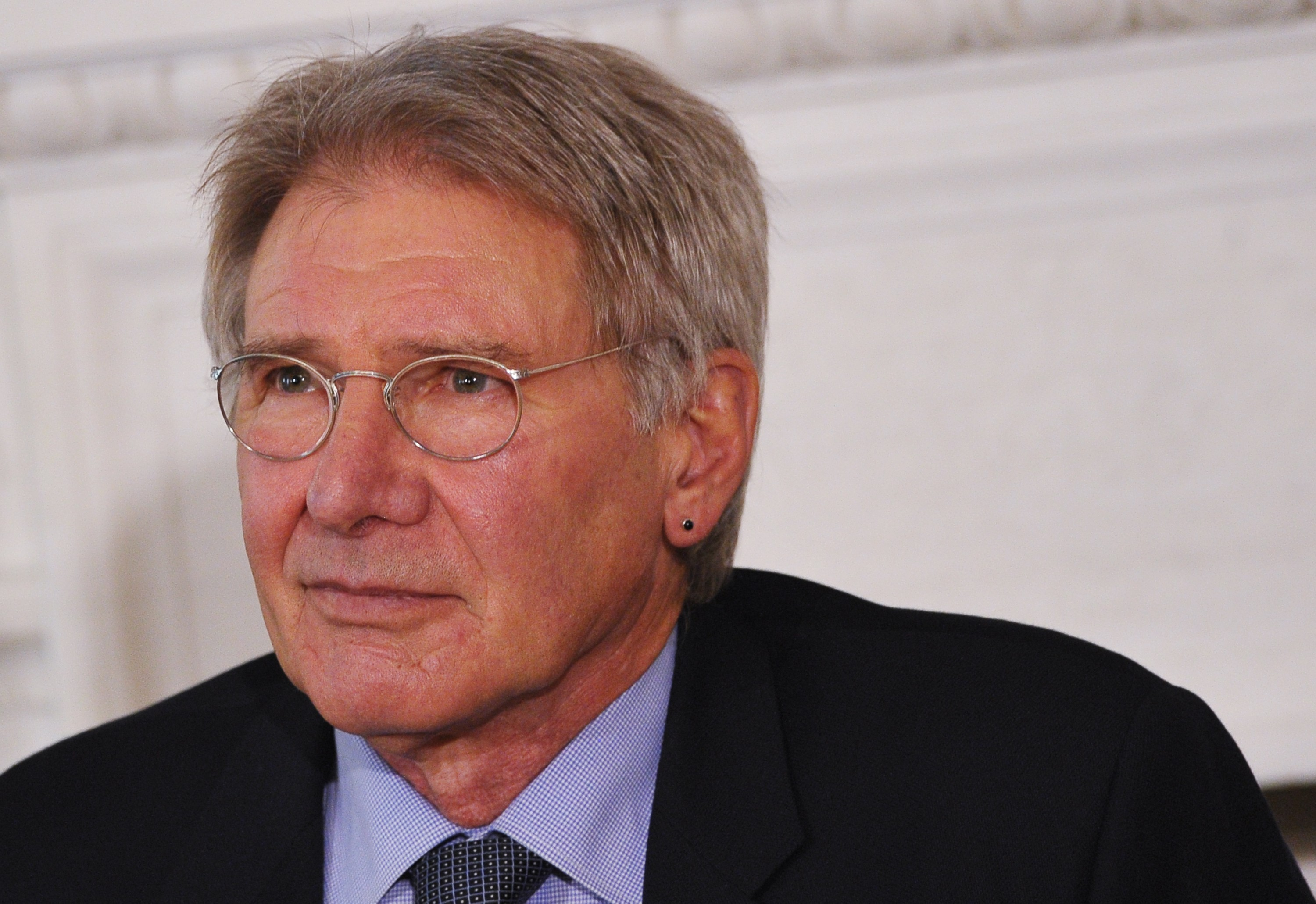 Harrison Ford Is OK After Plane Crash, Confirms Son Ben Ford