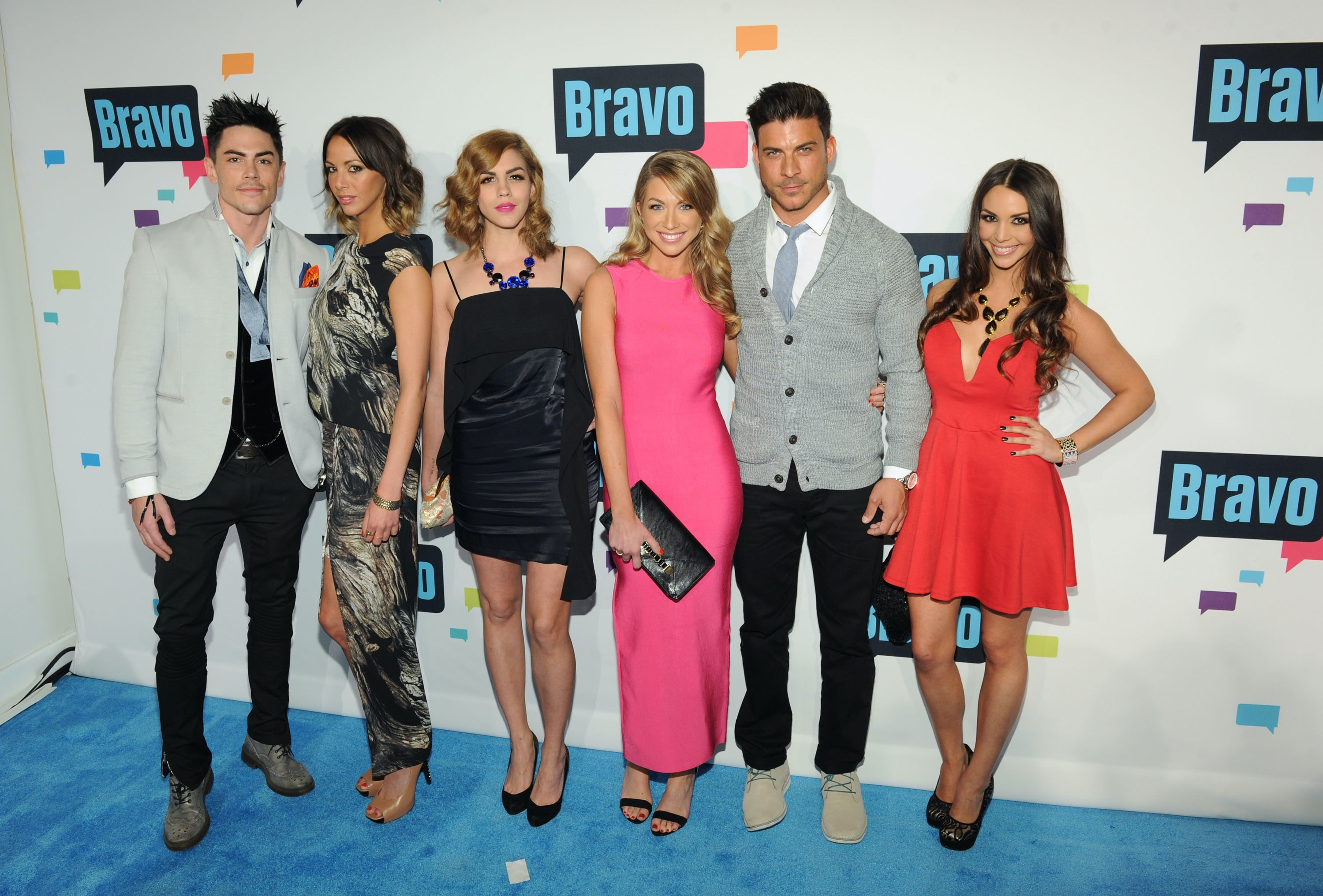 Comparing Vanderpump Rules Cast From Season 1 To Now Shows Just How Much Things Have Changed