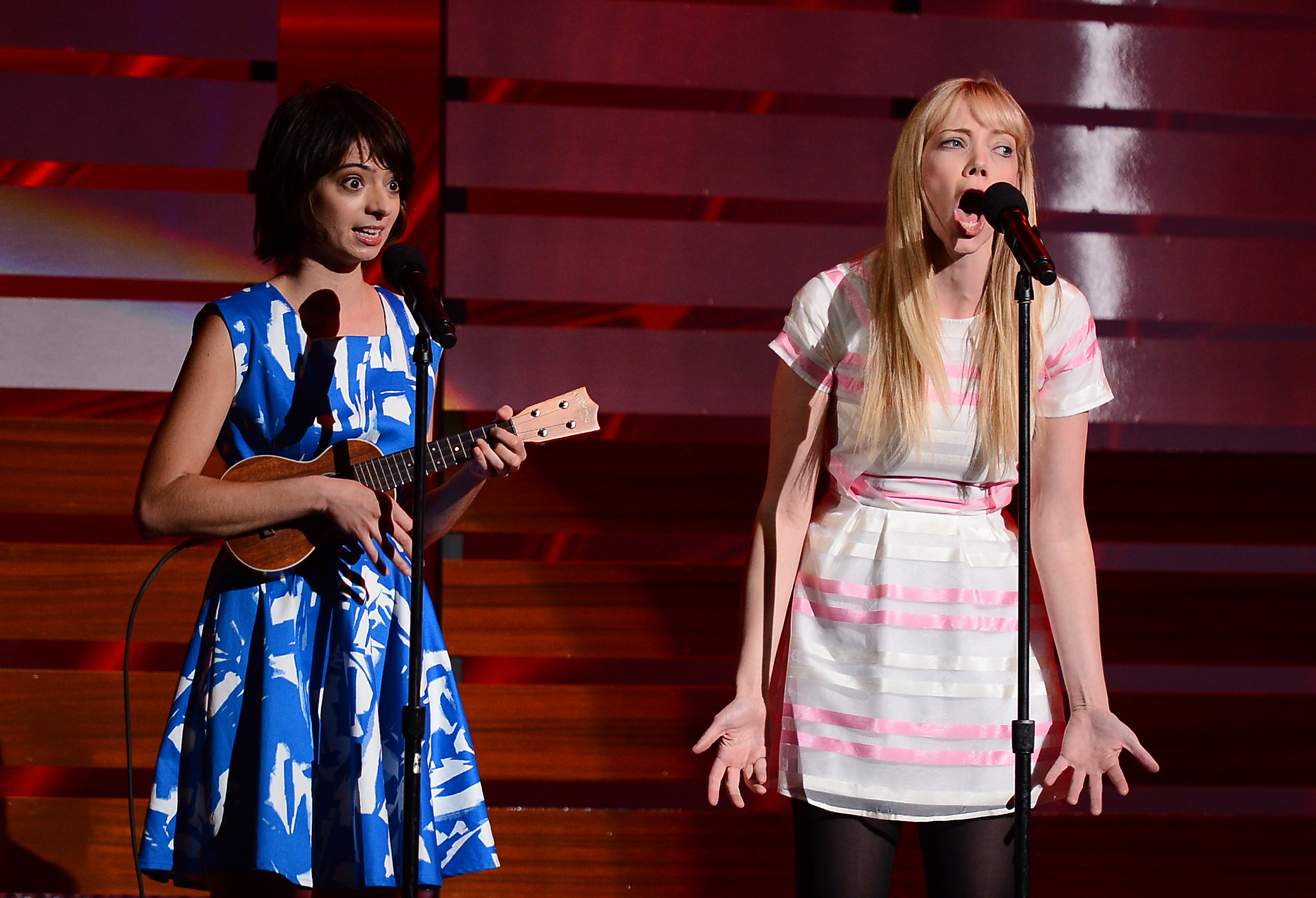 Garfunkel and Oates - Public Speaking & Appearances ...