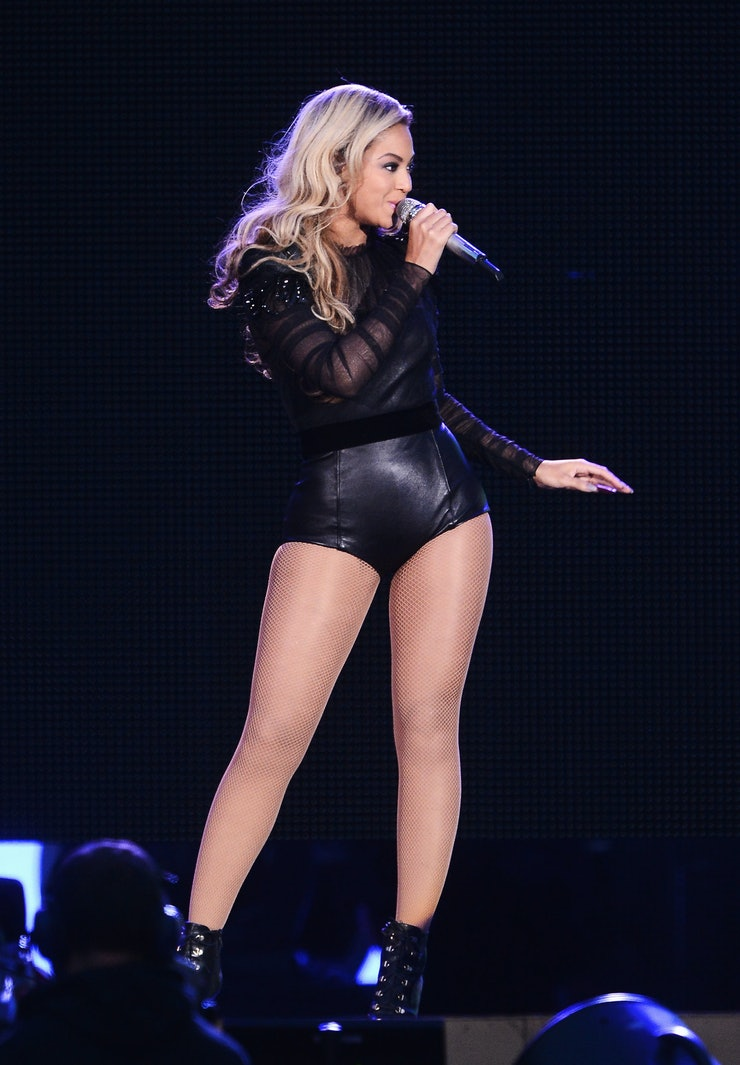 The 10 Best Beyonce Concert Outfits That Were Equally Fashionable ...