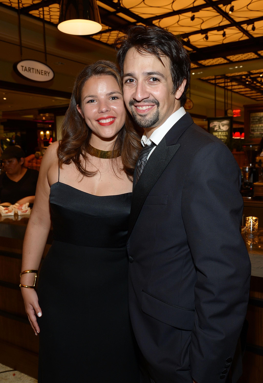 Lin Manuel Miranda Wedding.Who Is Lin Manuel Miranda S Wife Vanessa Nadal The Hamilton