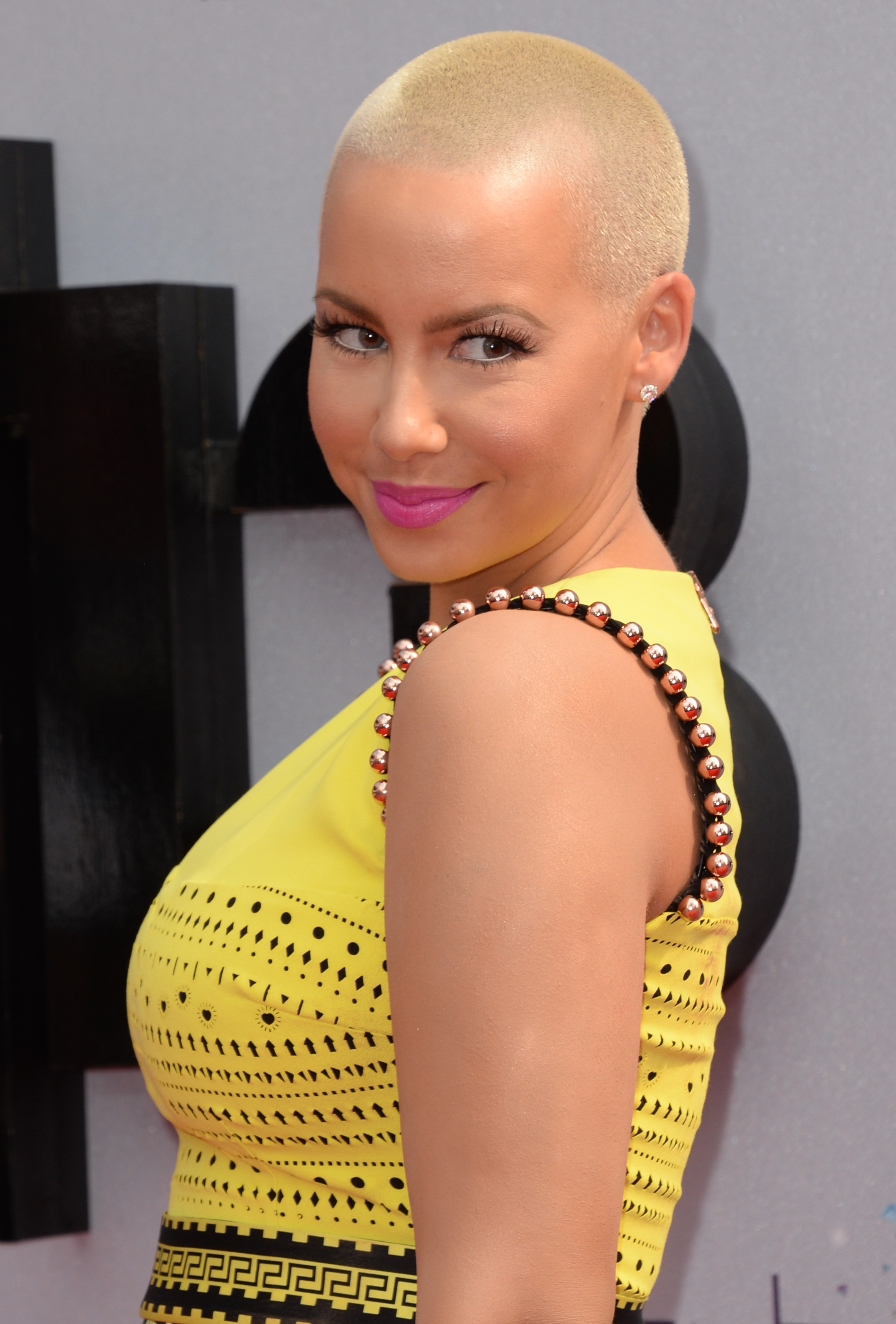 Amber Rose Says Tyga Should Be