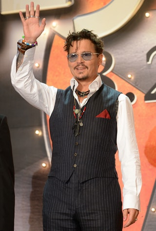 Johnny Depp S 11 Essential Style Lessons In Honor Of The