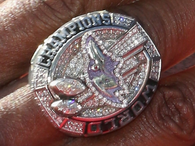 Super Bowl Ring Wert