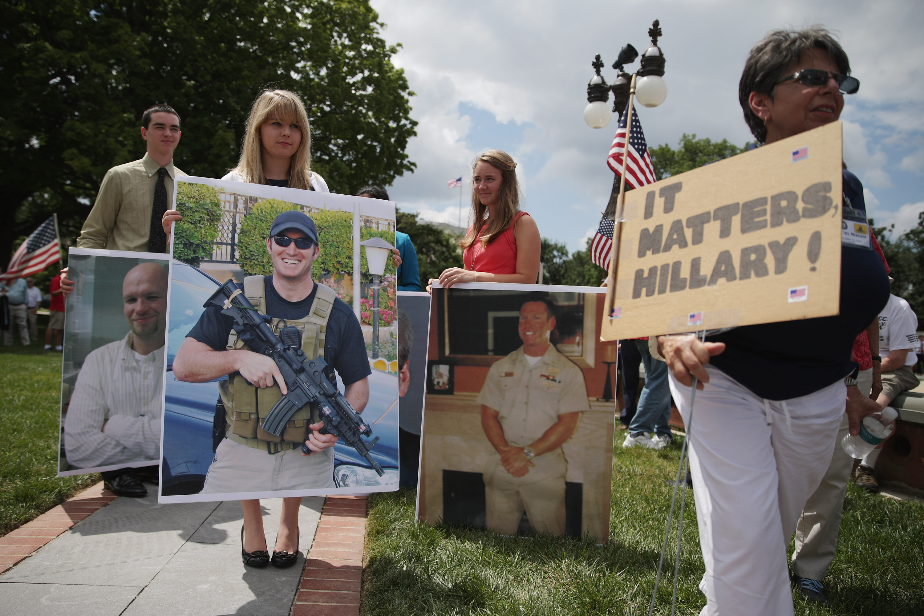 What Happened To Sean Smith In Benghazi? His Tragic Death Shouldn't Be  Exploited